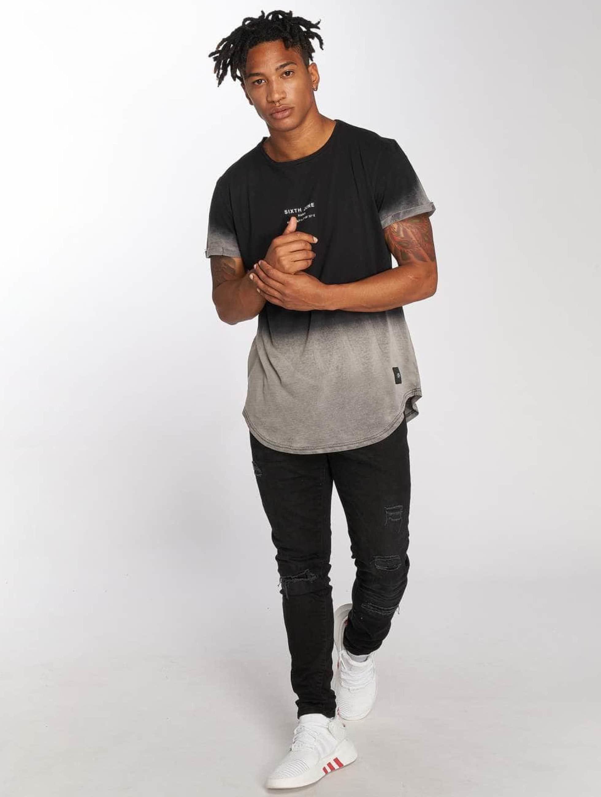 Sixth June T-Shirt Adrian noir