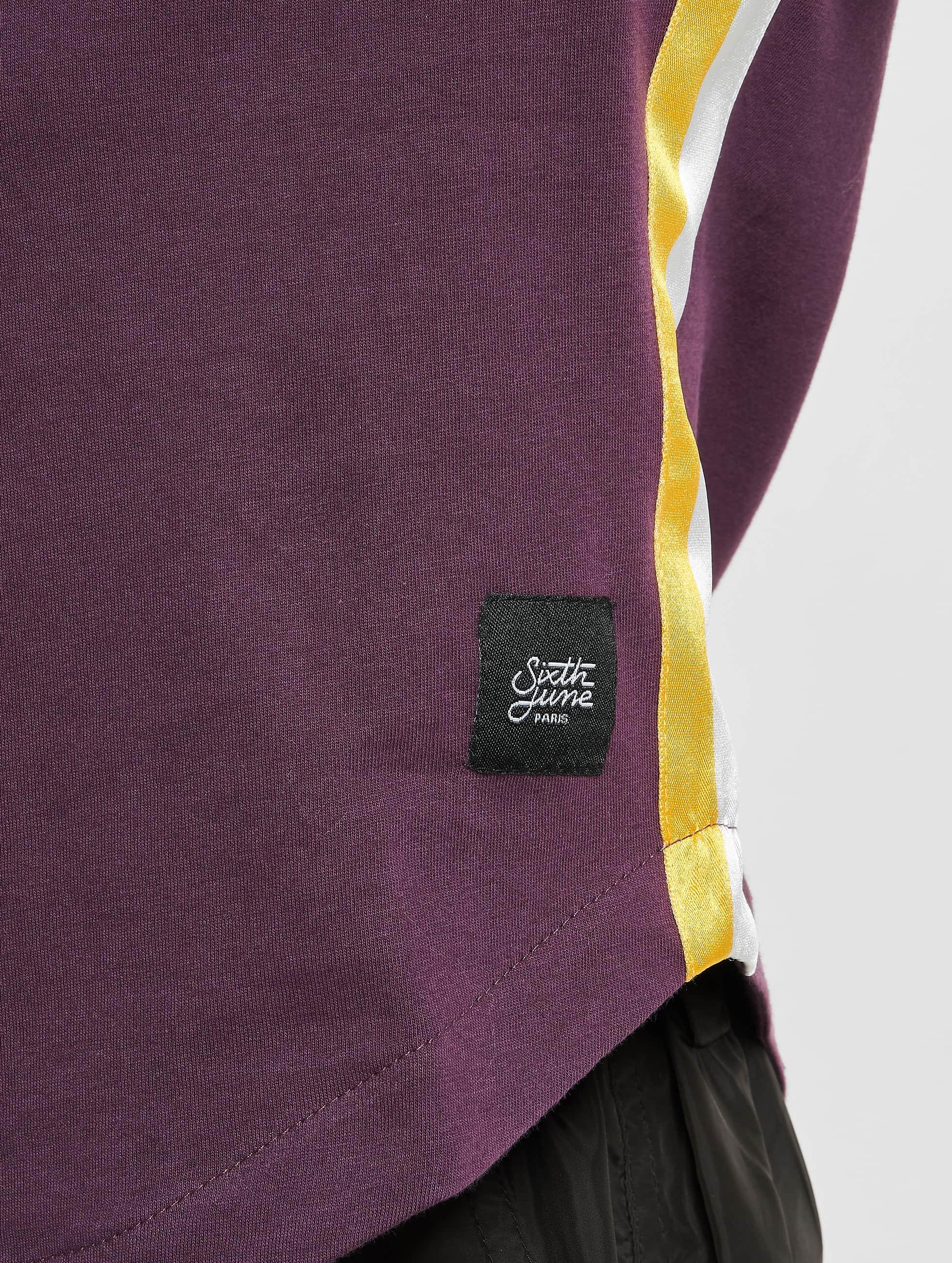 Sixth June t-shirt Shorty paars