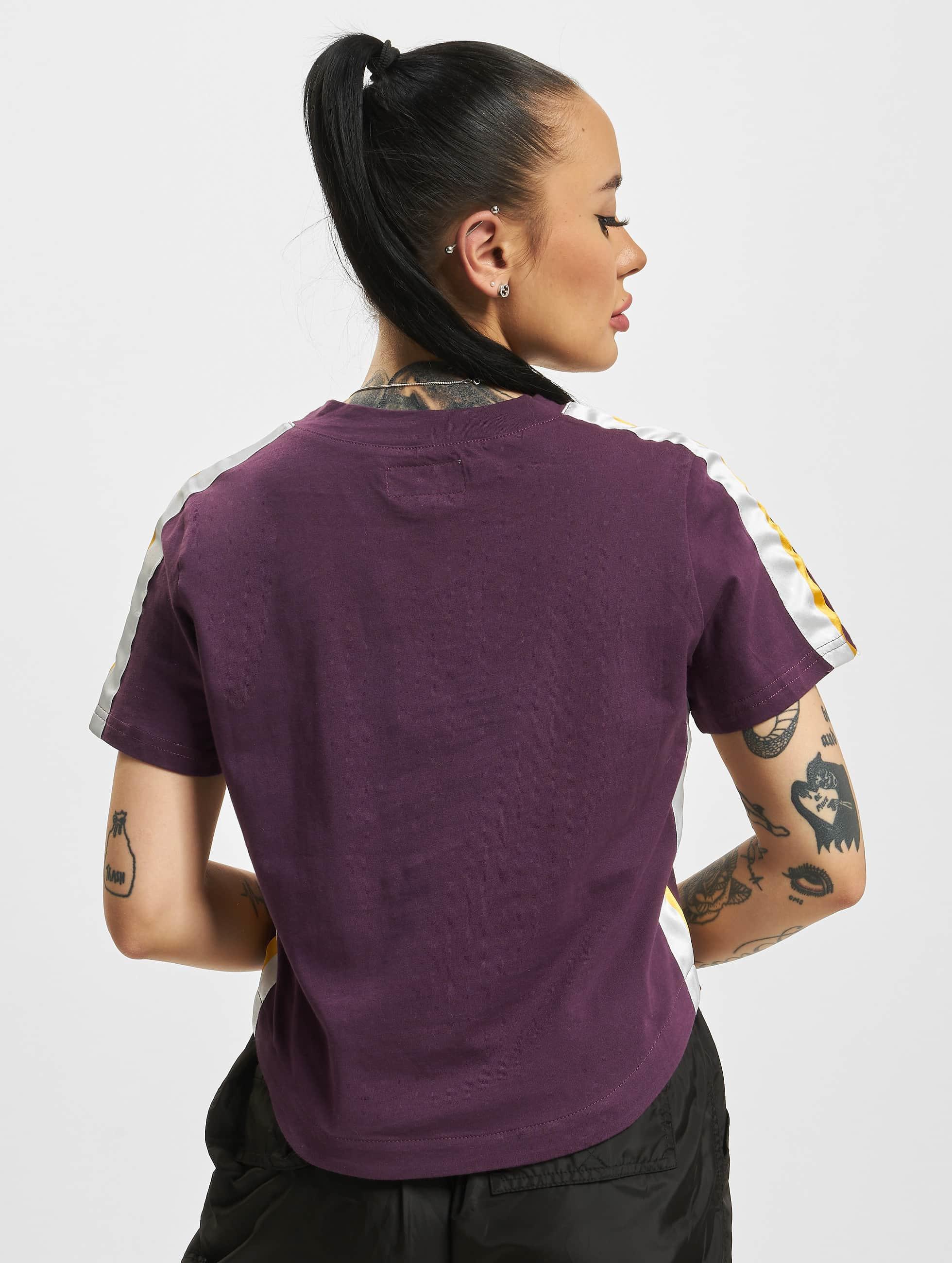Sixth June T-Shirt Shorty pourpre