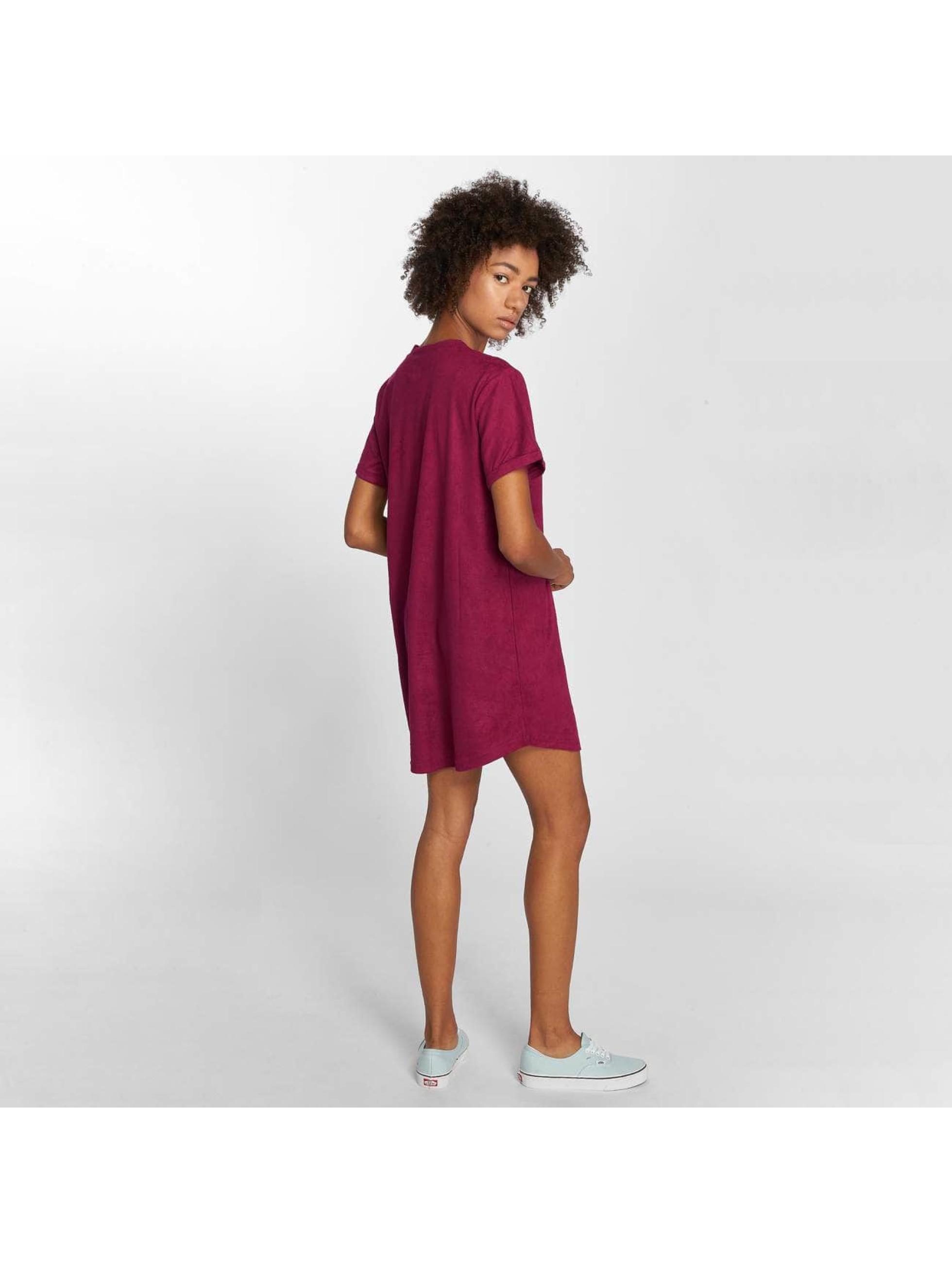 Sixth June T-Shirt Velours pourpre