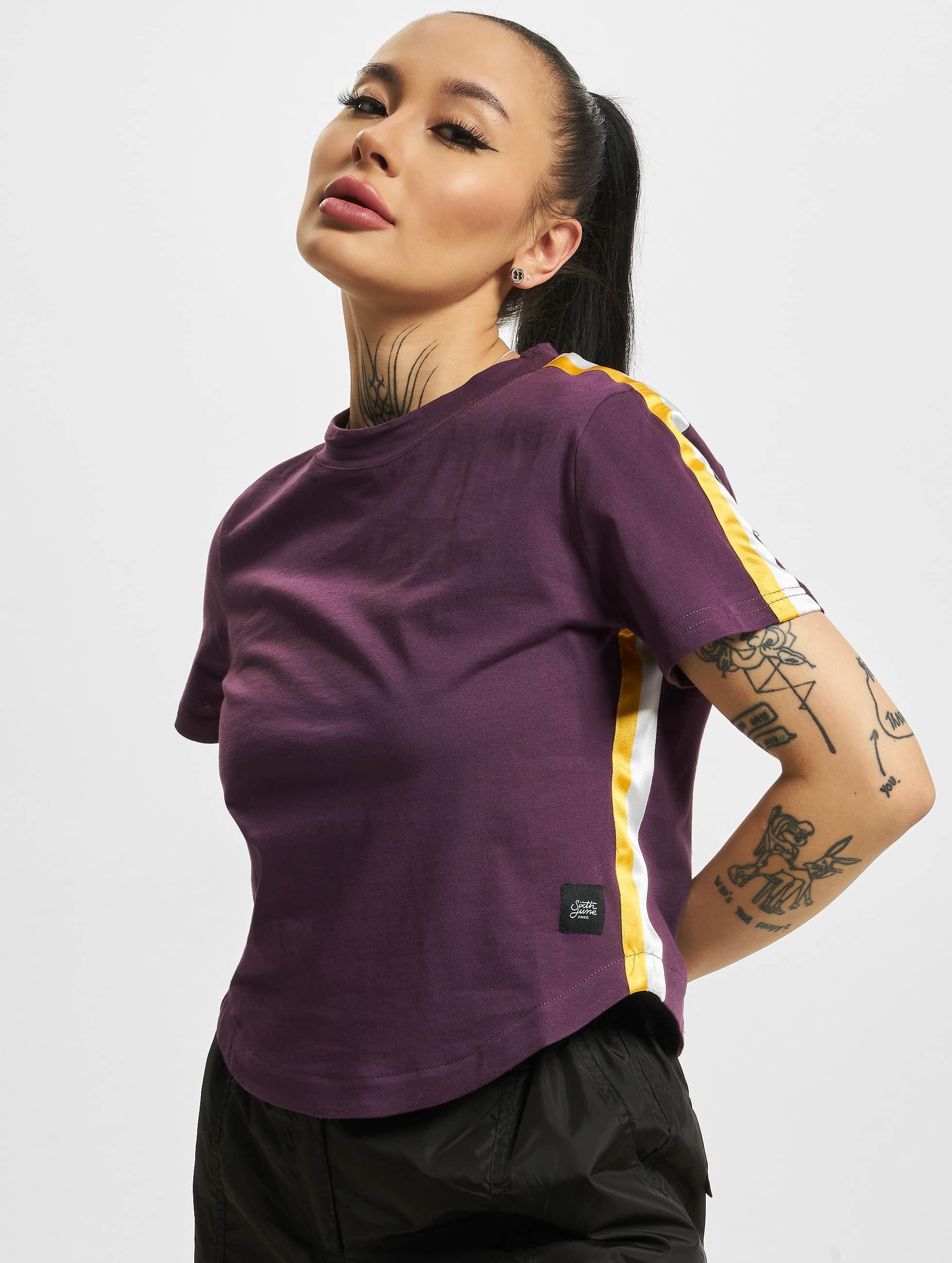 Sixth June T-Shirt Shorty purple