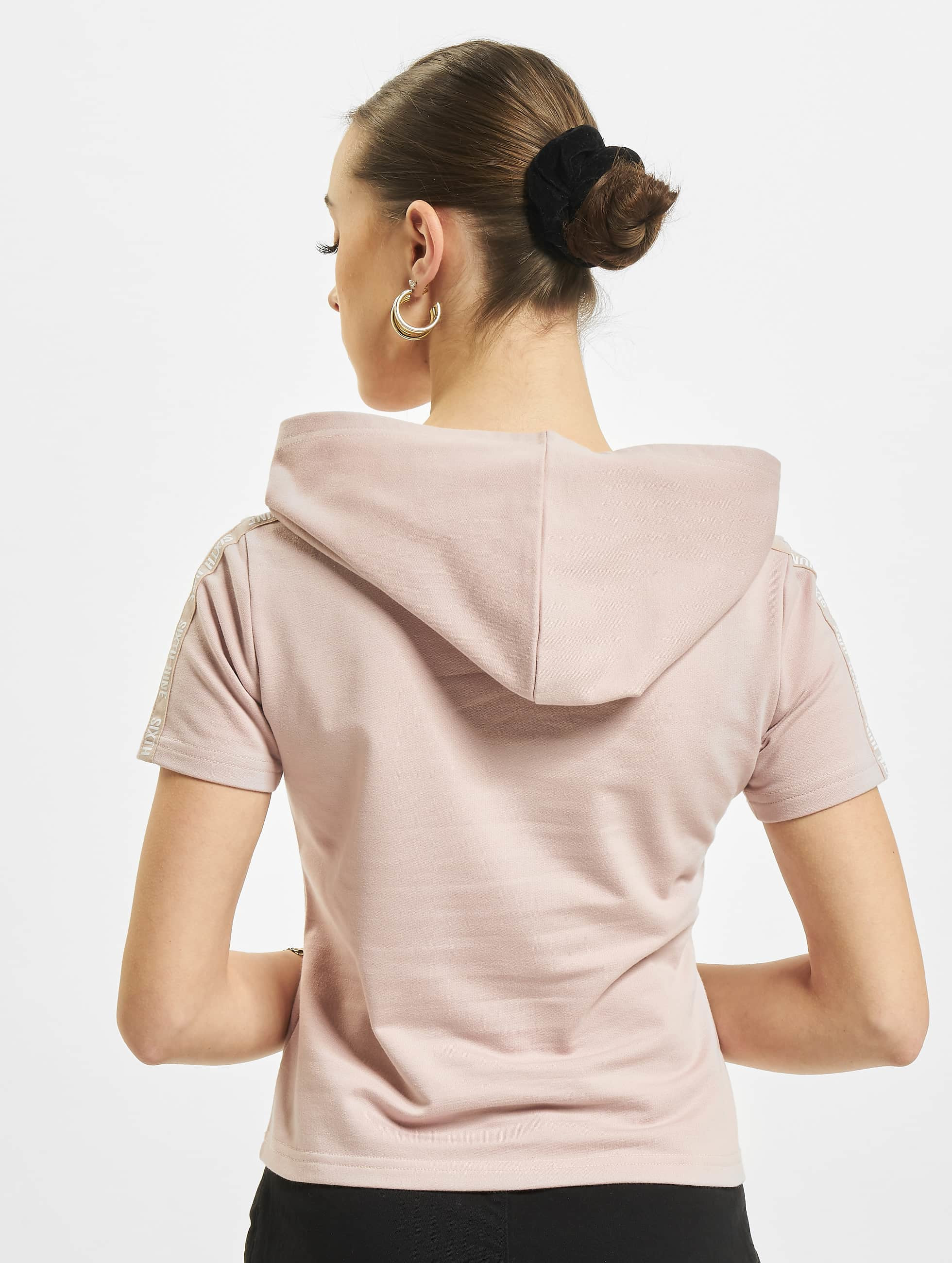 Sixth June T-Shirt Hooded rose