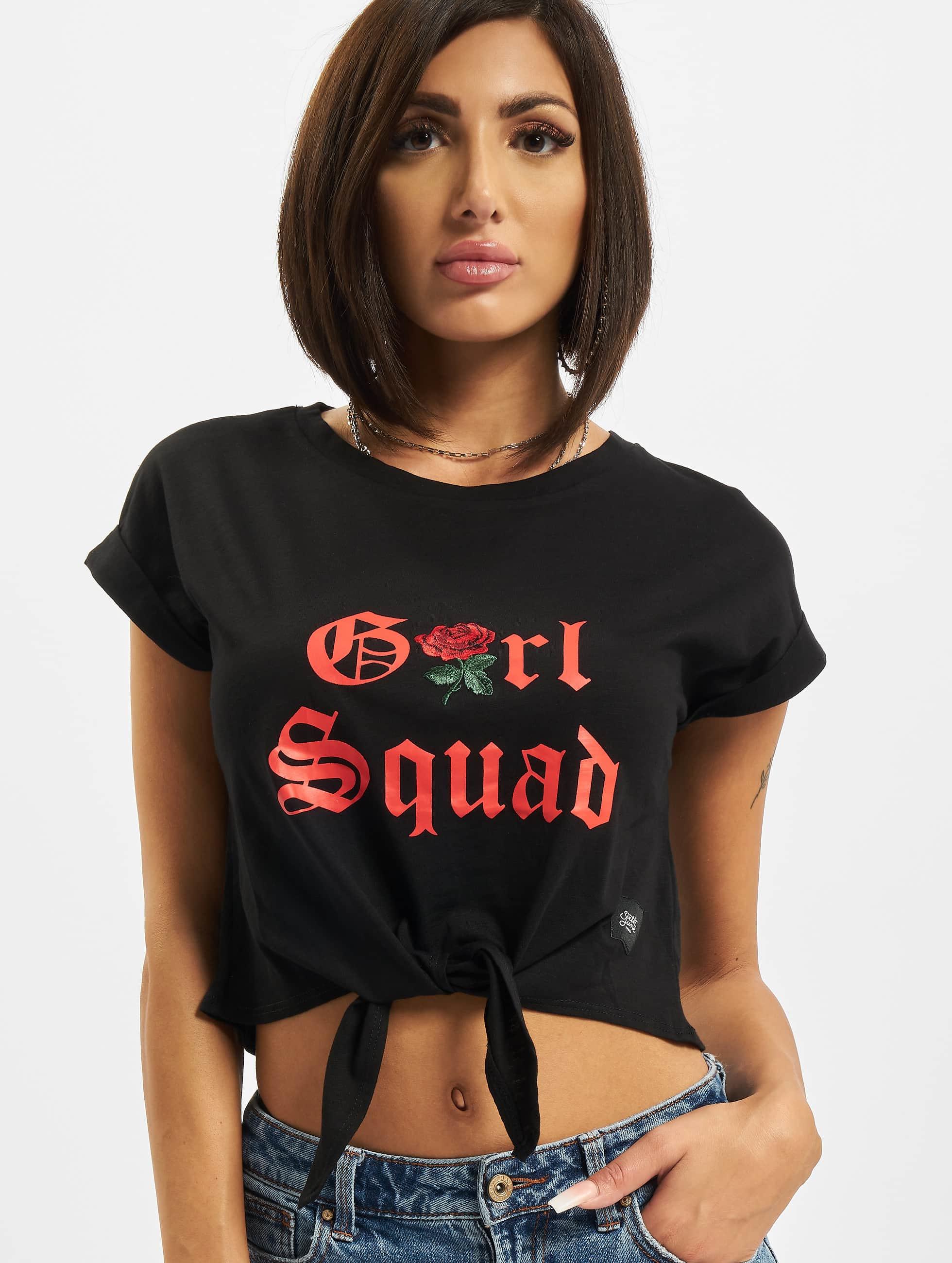 Sixth June T-shirt Girl Squad svart