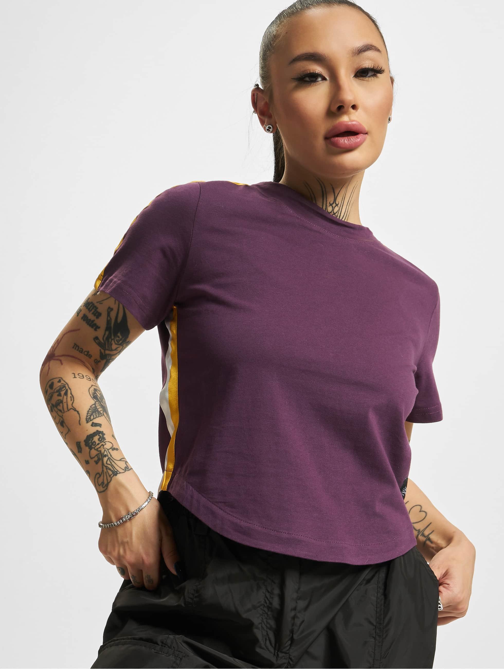 Sixth June T-Shirt Shorty violet