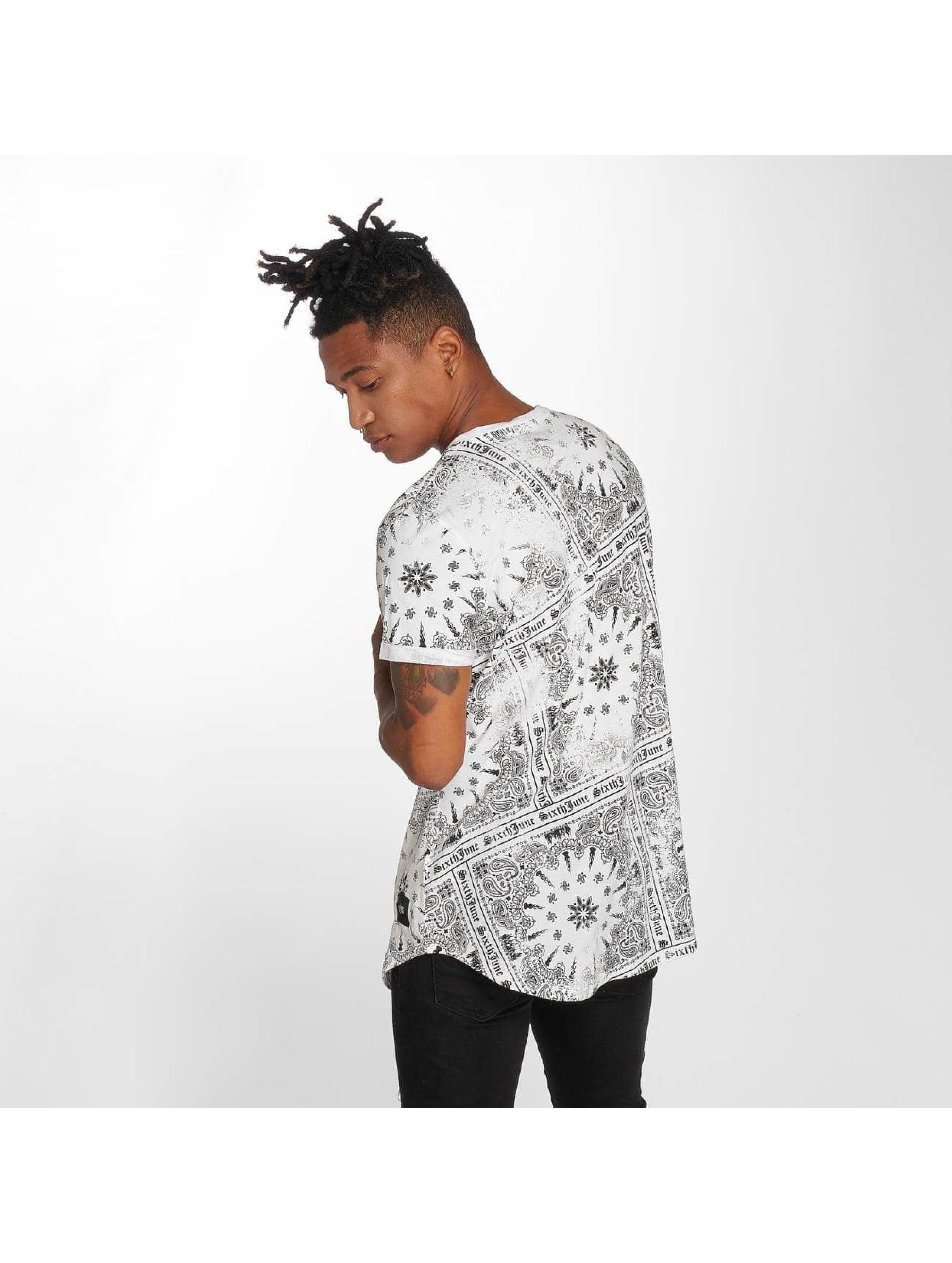 Sixth June t-shirt Myron wit