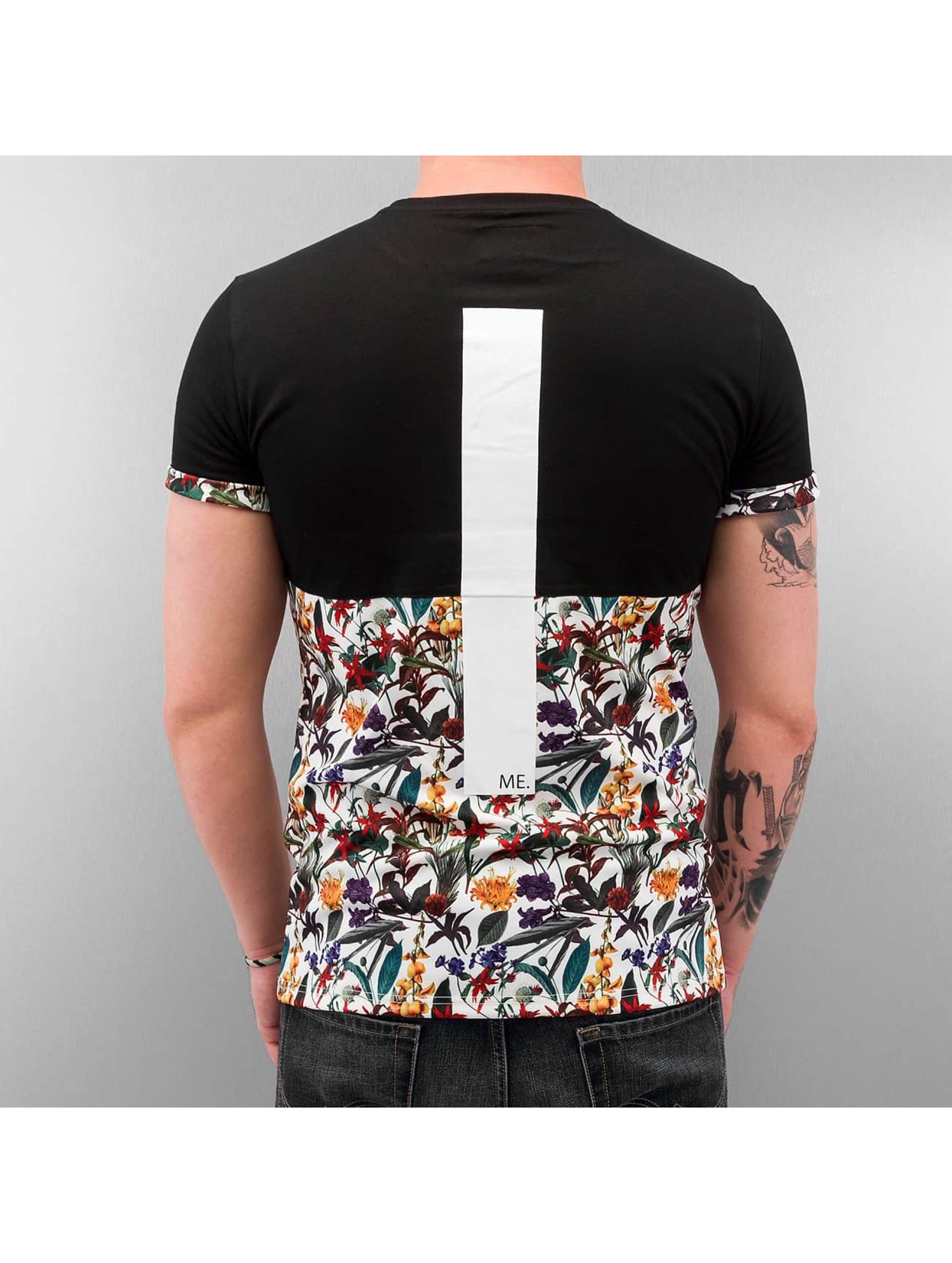 Sixth June t-shirt Flower zwart