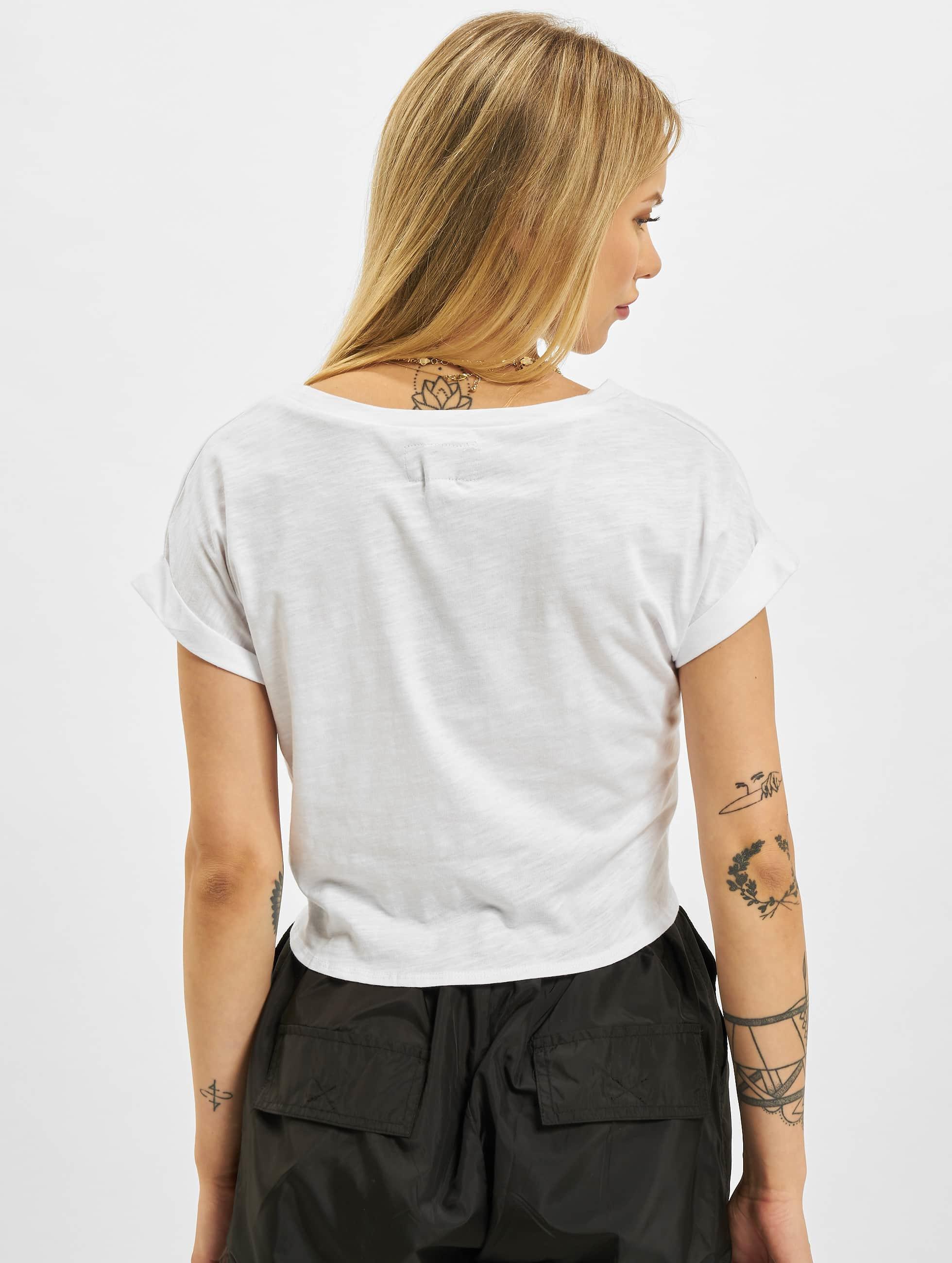 Sixth June T-shirts Girl Squad hvid