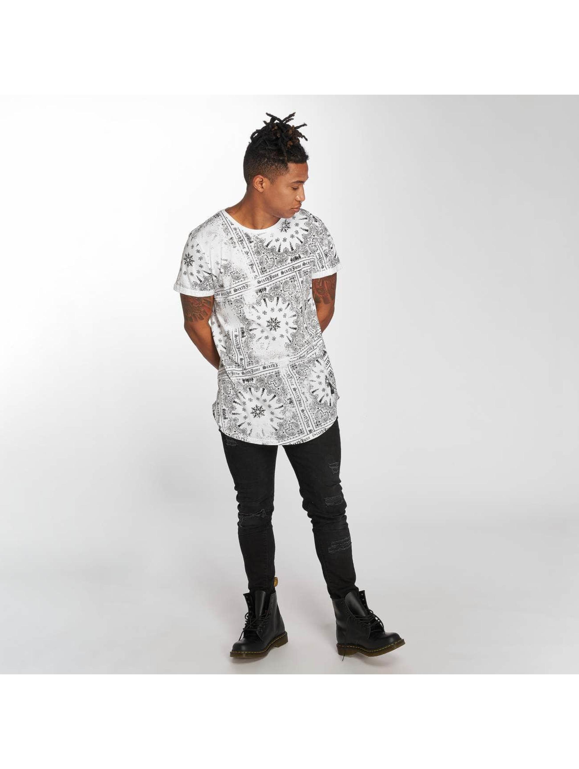 Sixth June T-skjorter Myron hvit