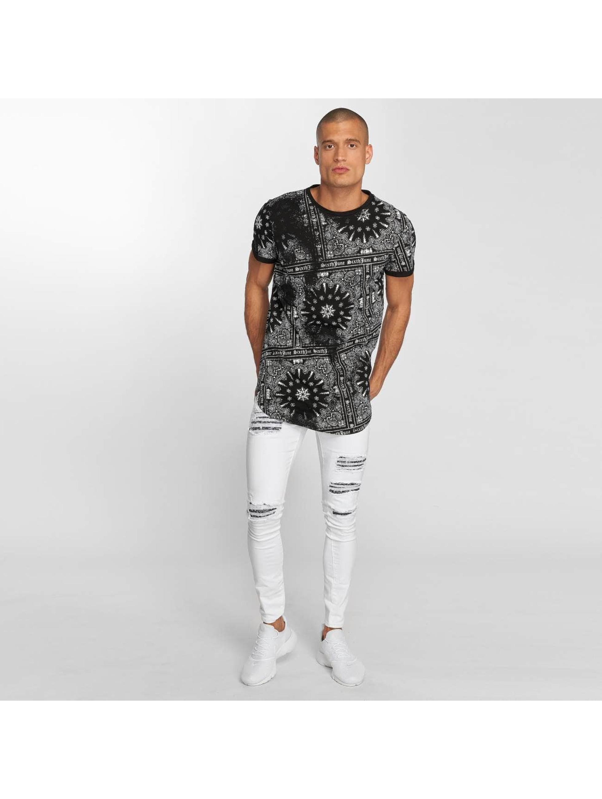 Sixth June T-skjorter Myron svart