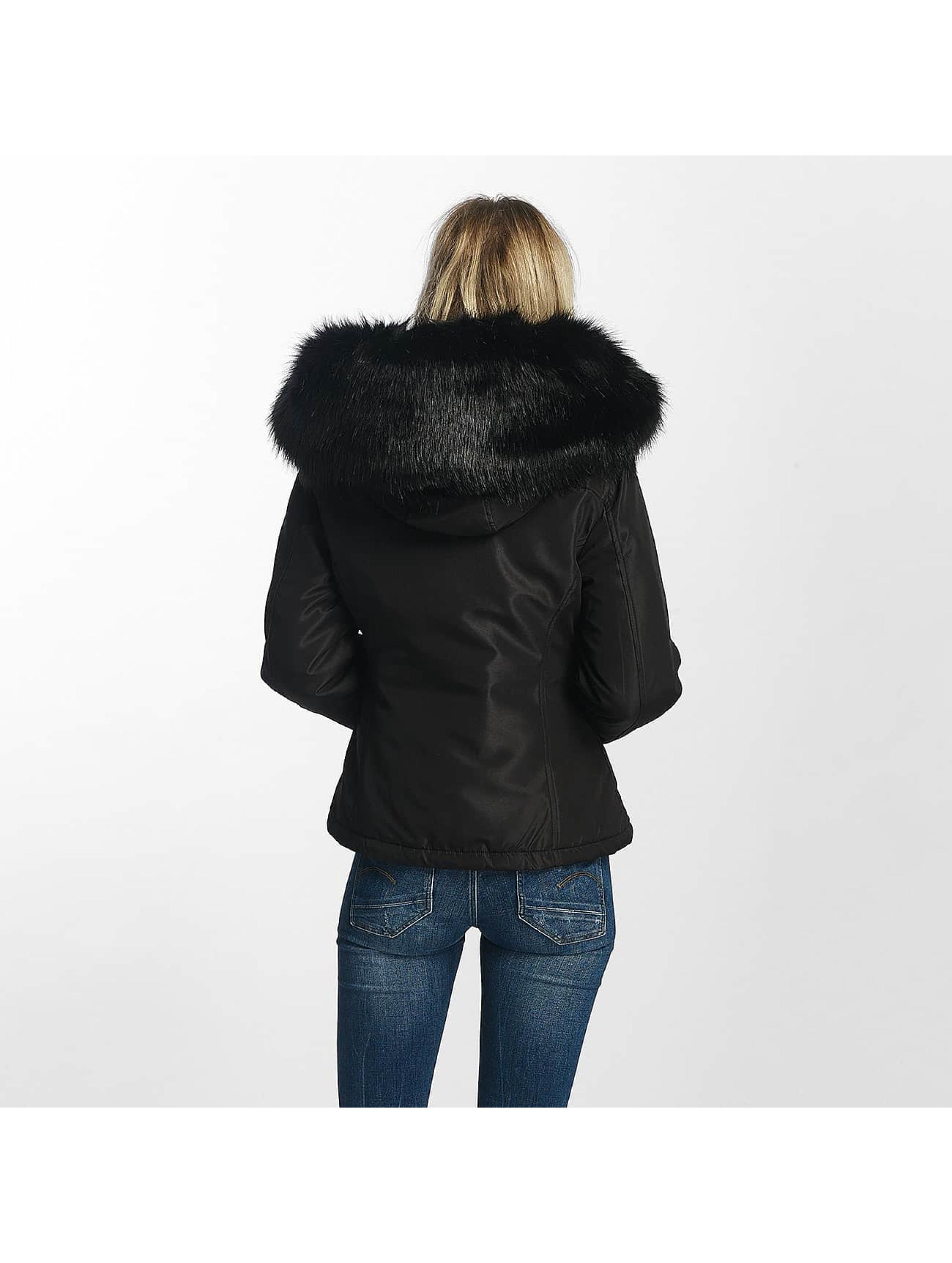 Sixth June Talvitakit Winter Fur musta