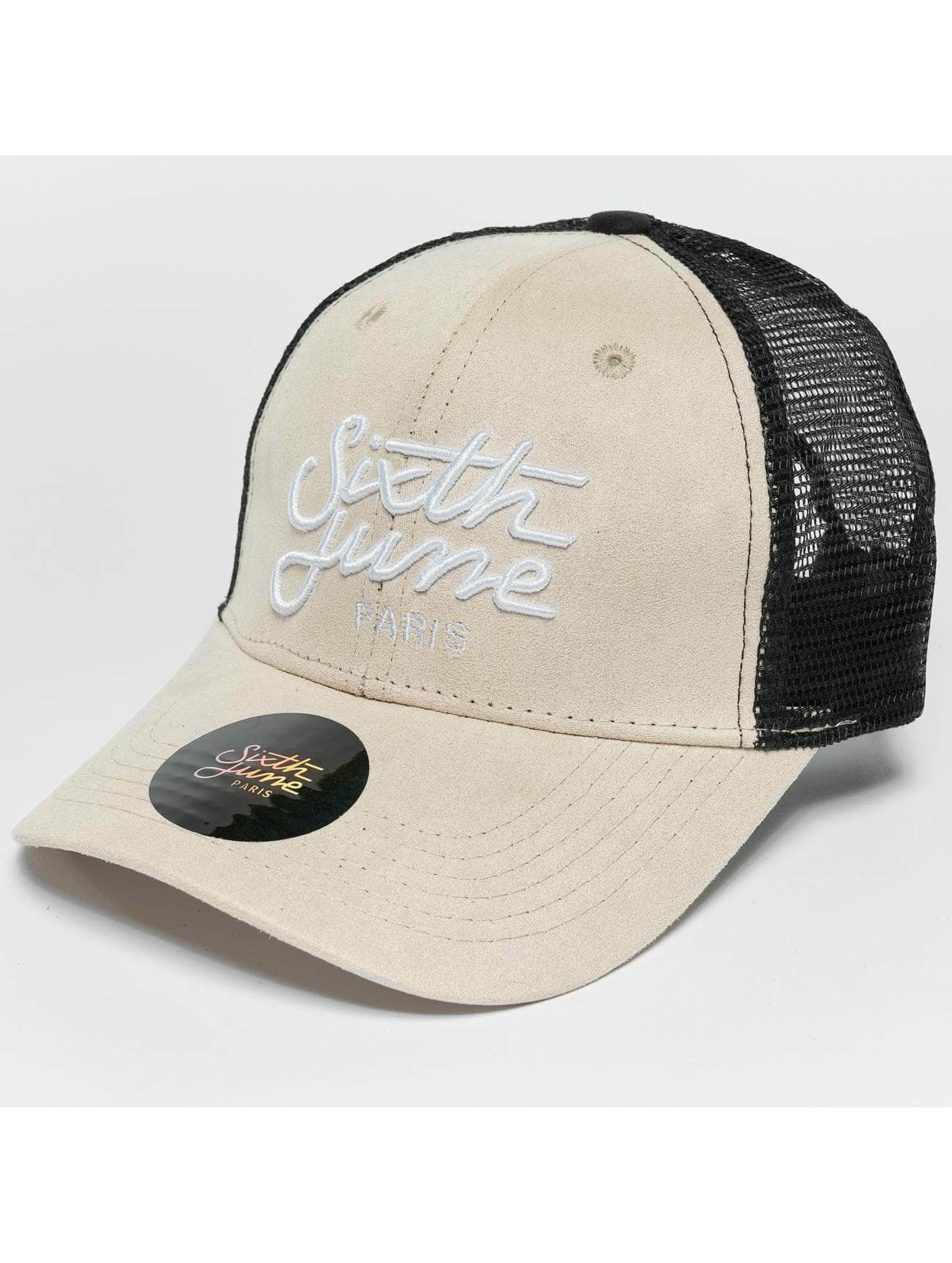Sixth June trucker cap Trucker beige