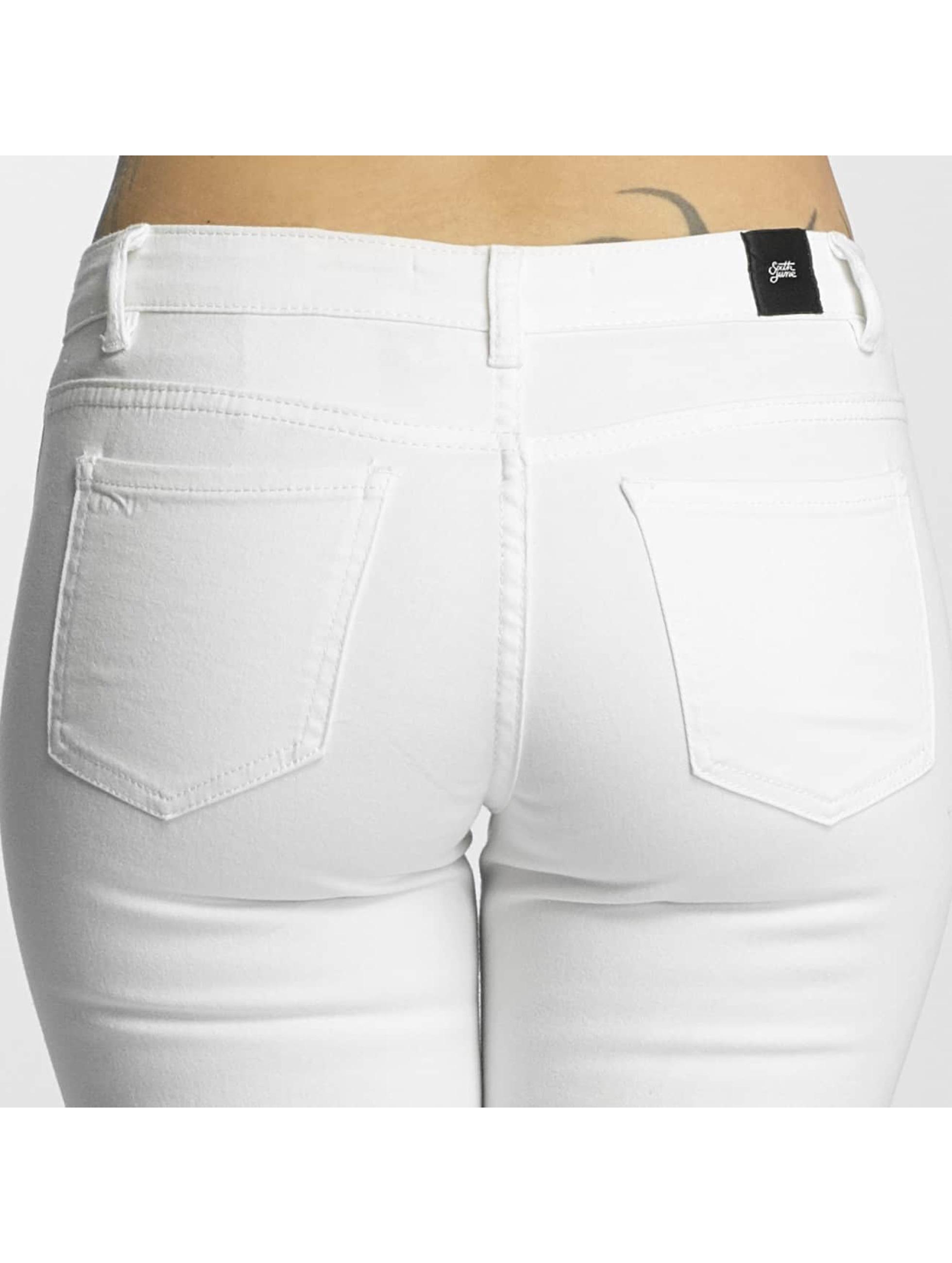 Sixth June Tynne bukser Skinny hvit