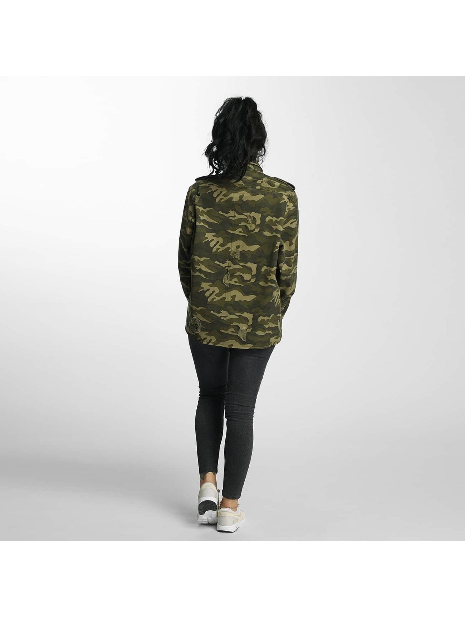 Sixth June Übergangsjacke Classic camouflage