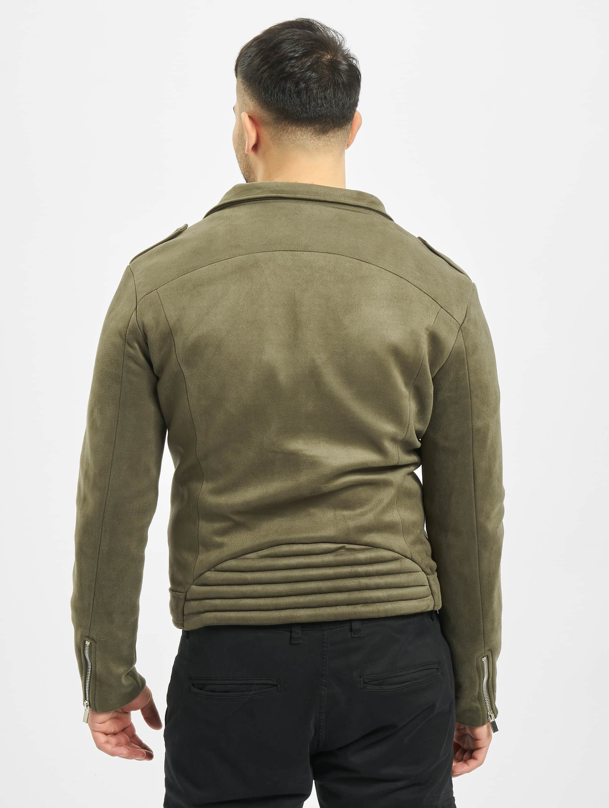 Sixth June Übergangsjacke Transition khaki