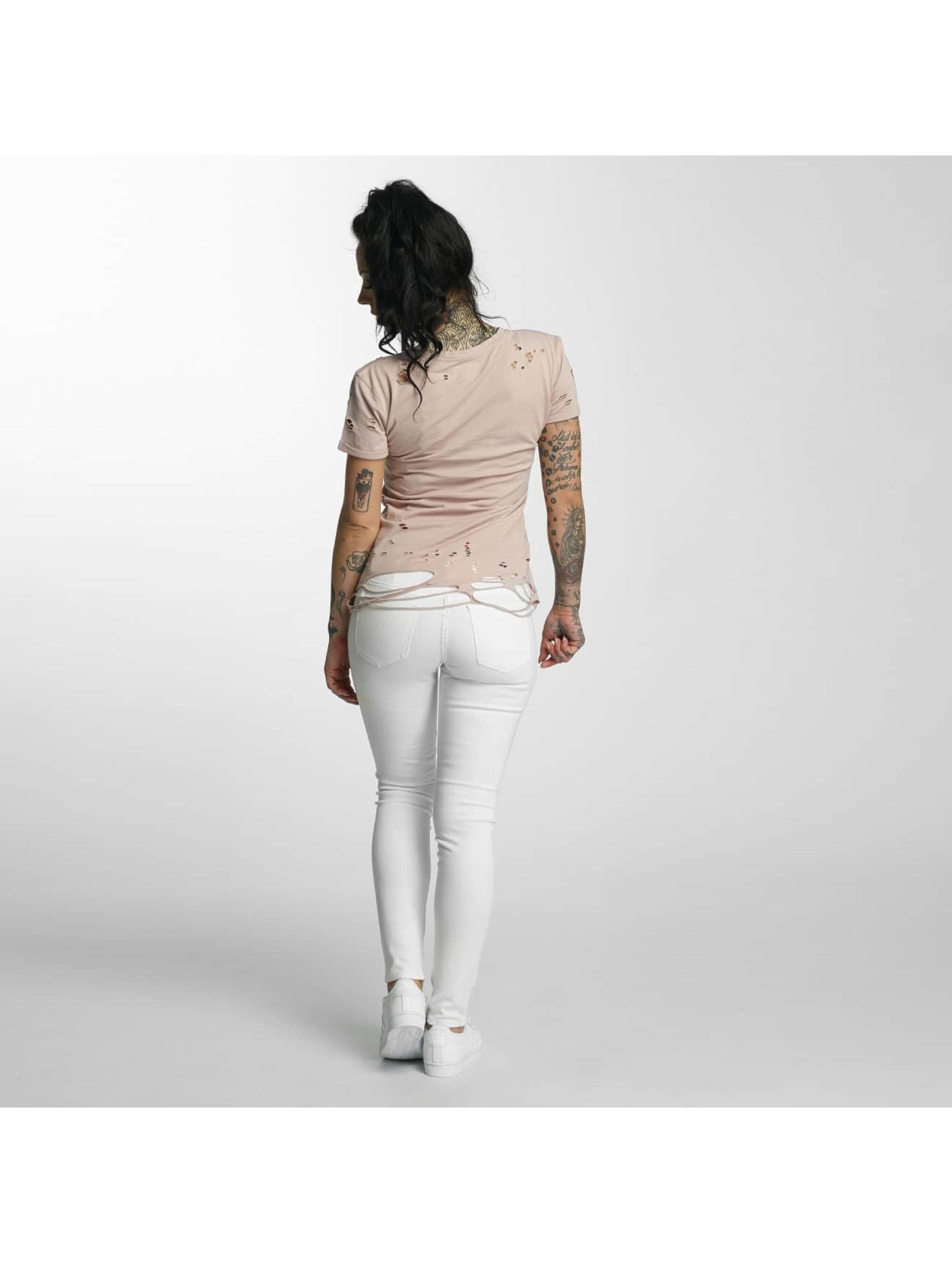 Sixth June Vaqueros pitillos Skinny blanco