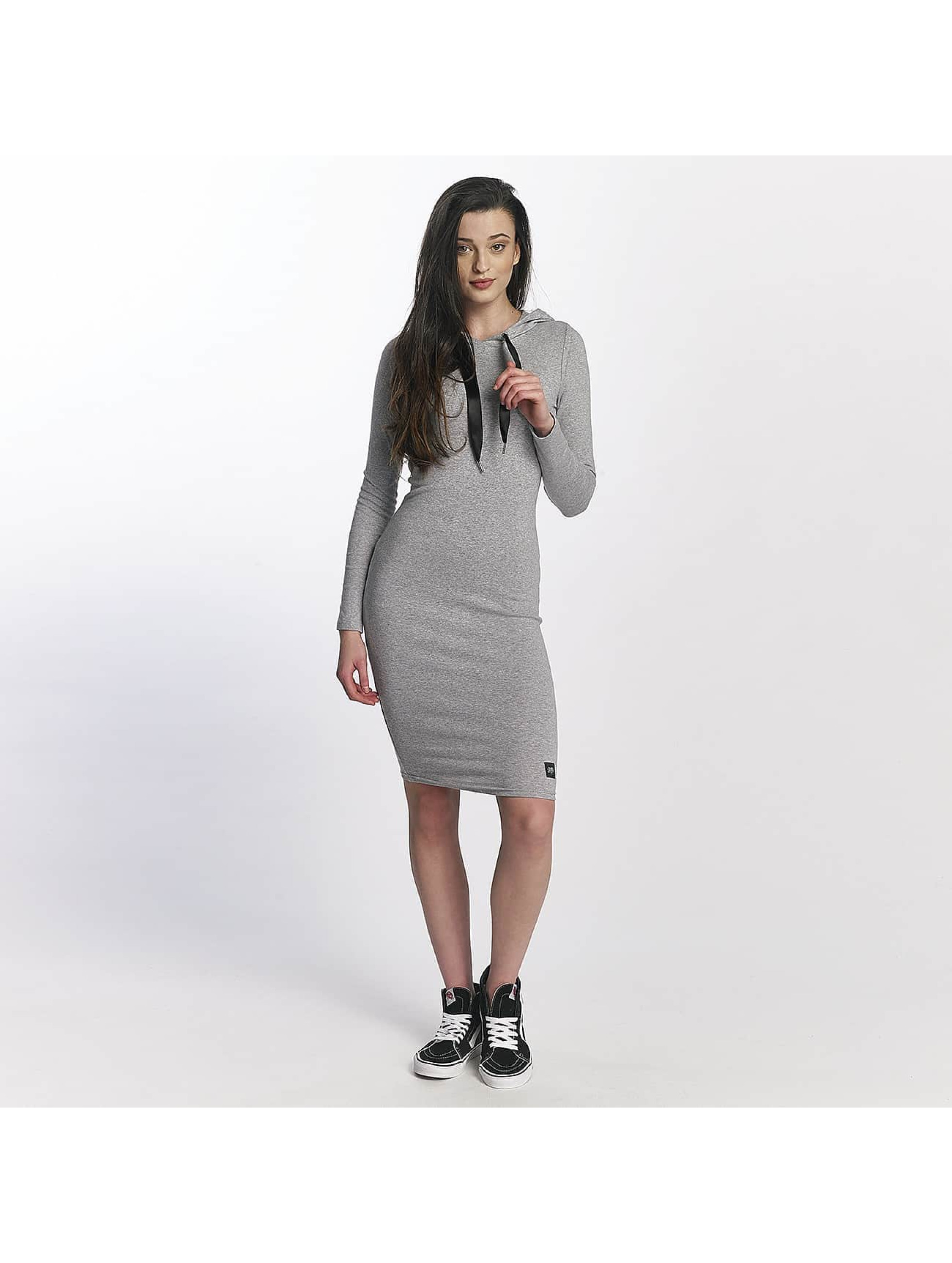 Sixth June Vestido Sweat Winter gris
