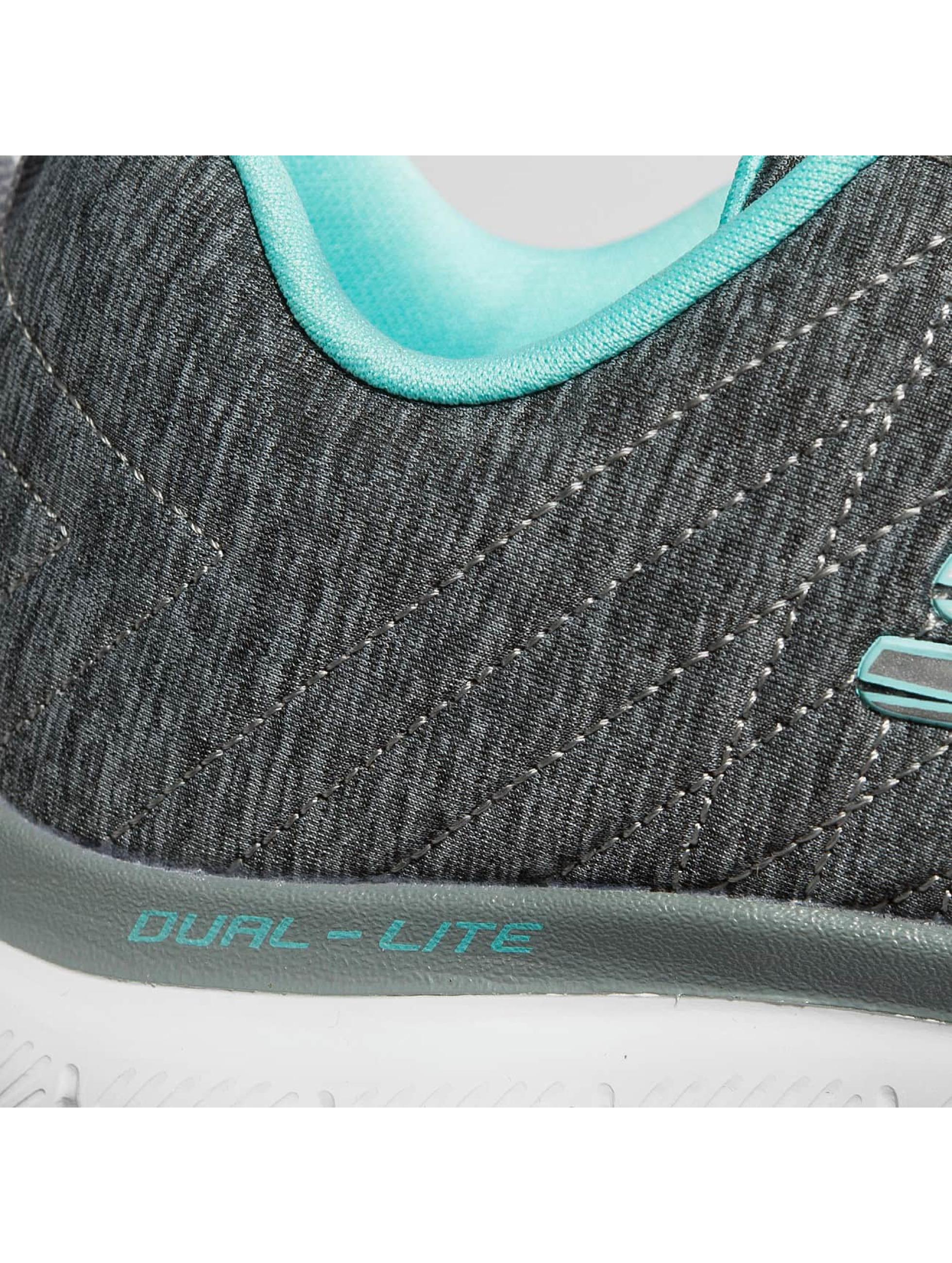 Skechers Sneaker Flex Appeal 2.0 grau