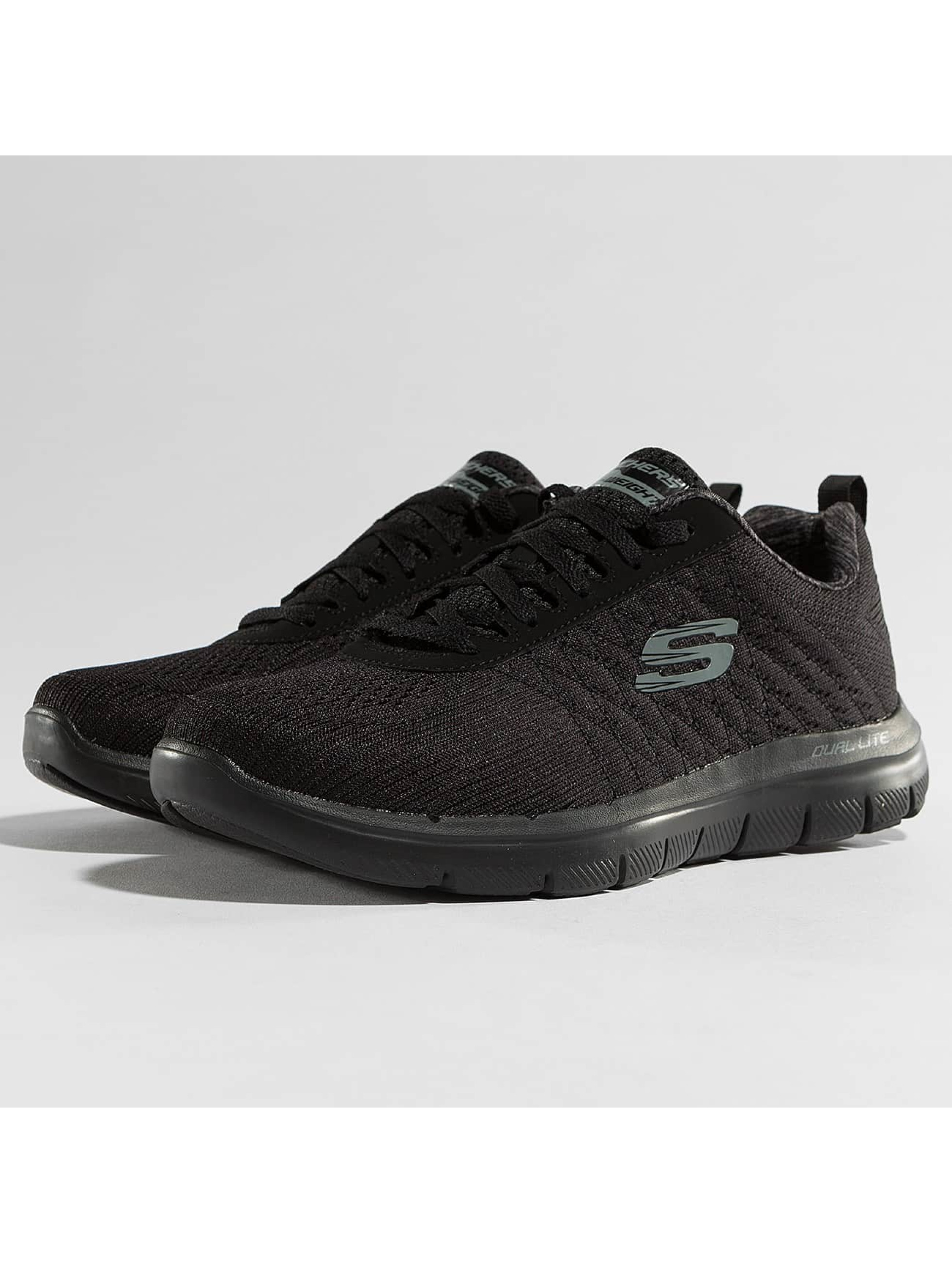 Skechers Sneaker The Happs Flex Advantage 2.0 schwarz