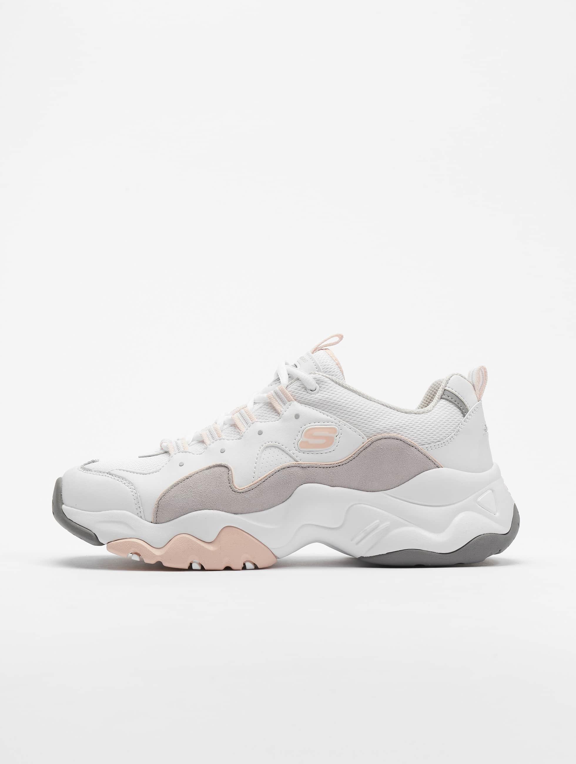 Skechers D'Lites 3.0 Zenway Sneakers White