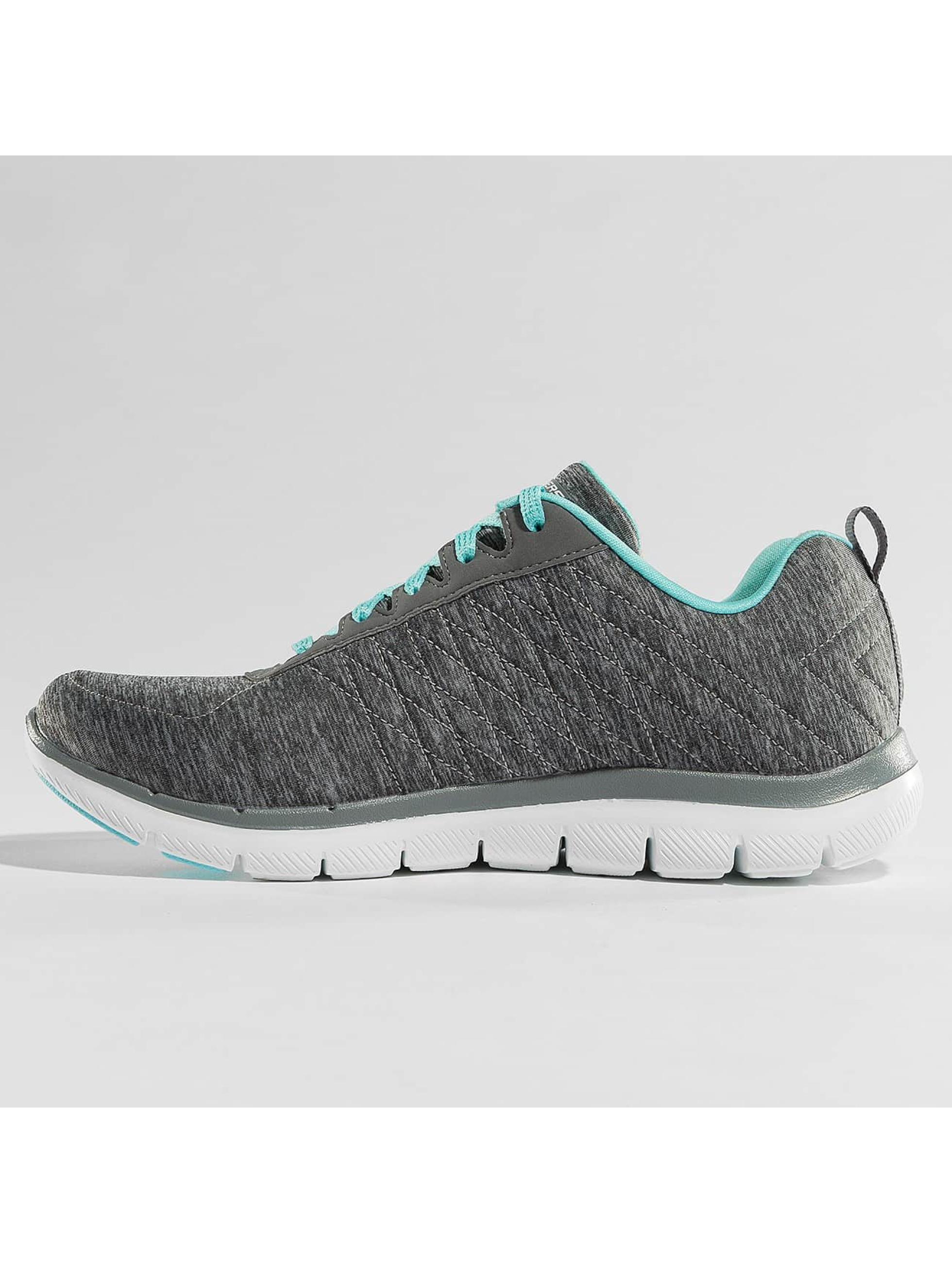 Skechers Sneakers Flex Appeal 2.0 šedá