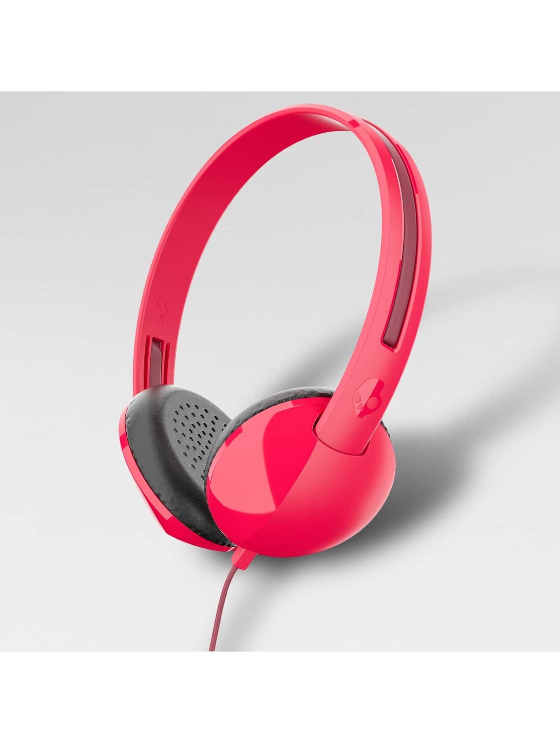 Skullcandy Auriculares Stim Mic 1 On Ear rojo