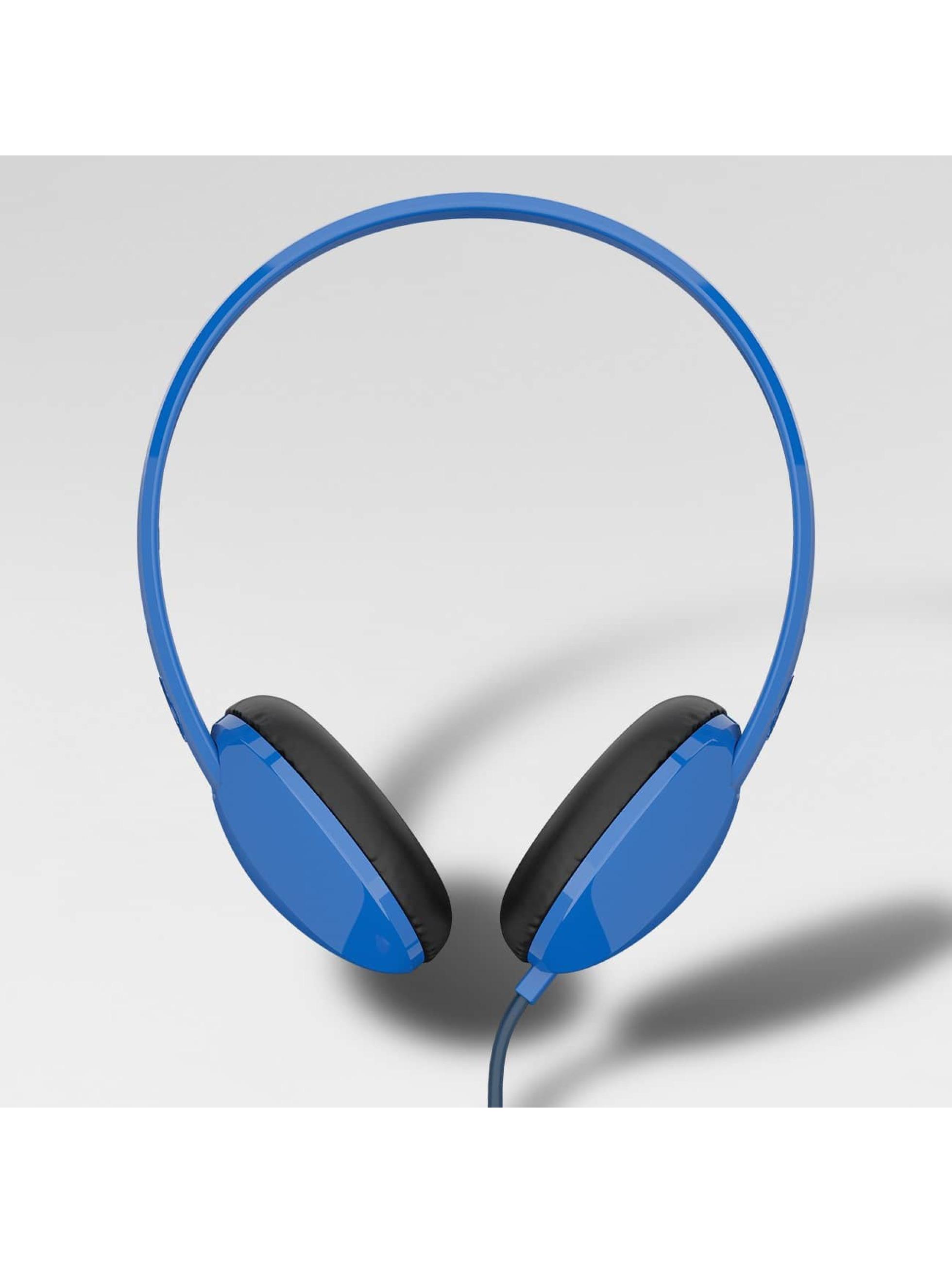 Skullcandy Cuffie musica Stim Mic 1 On Ear blu
