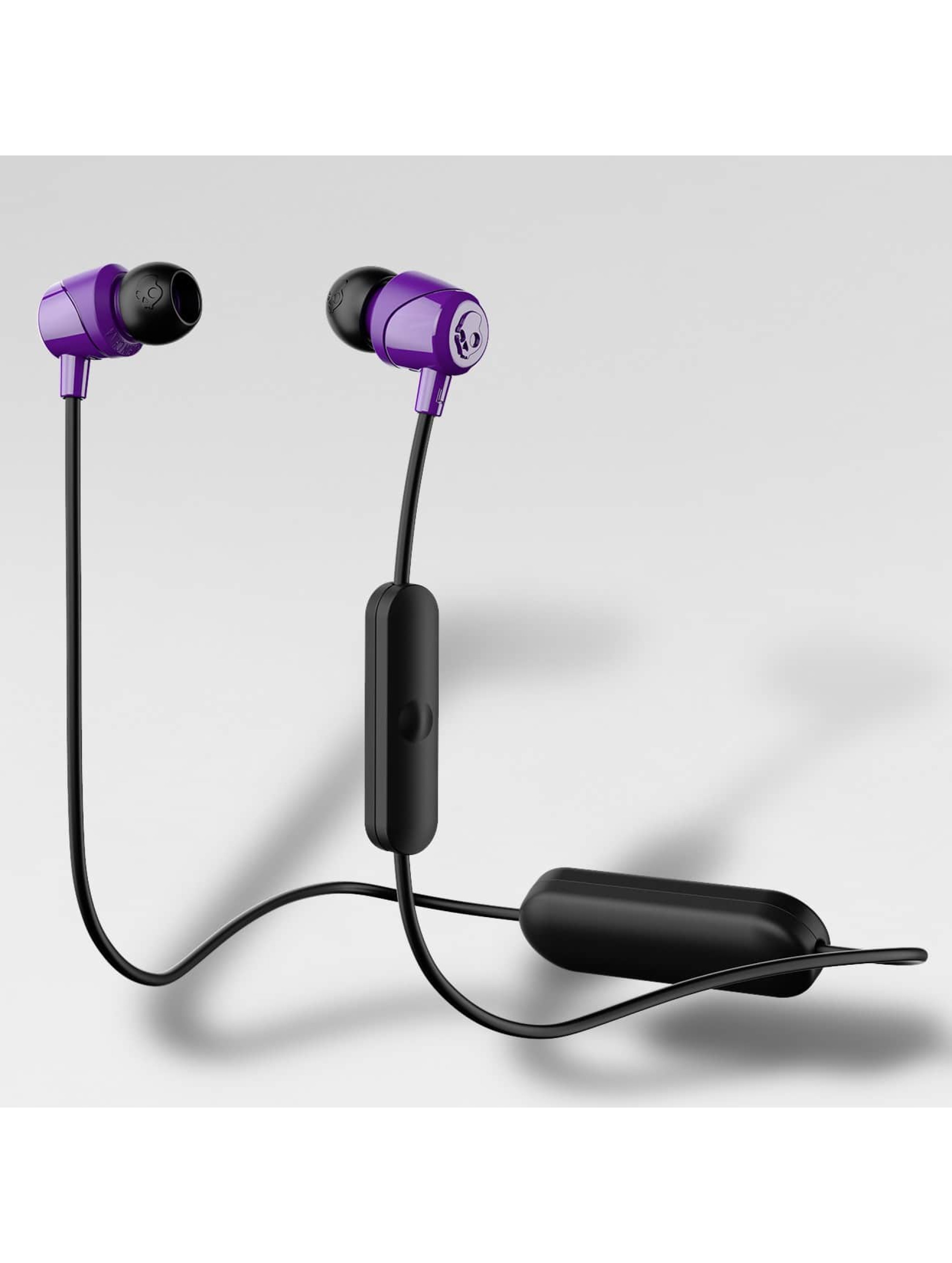 Skullcandy Cuffie musica JIB Wireless In viola