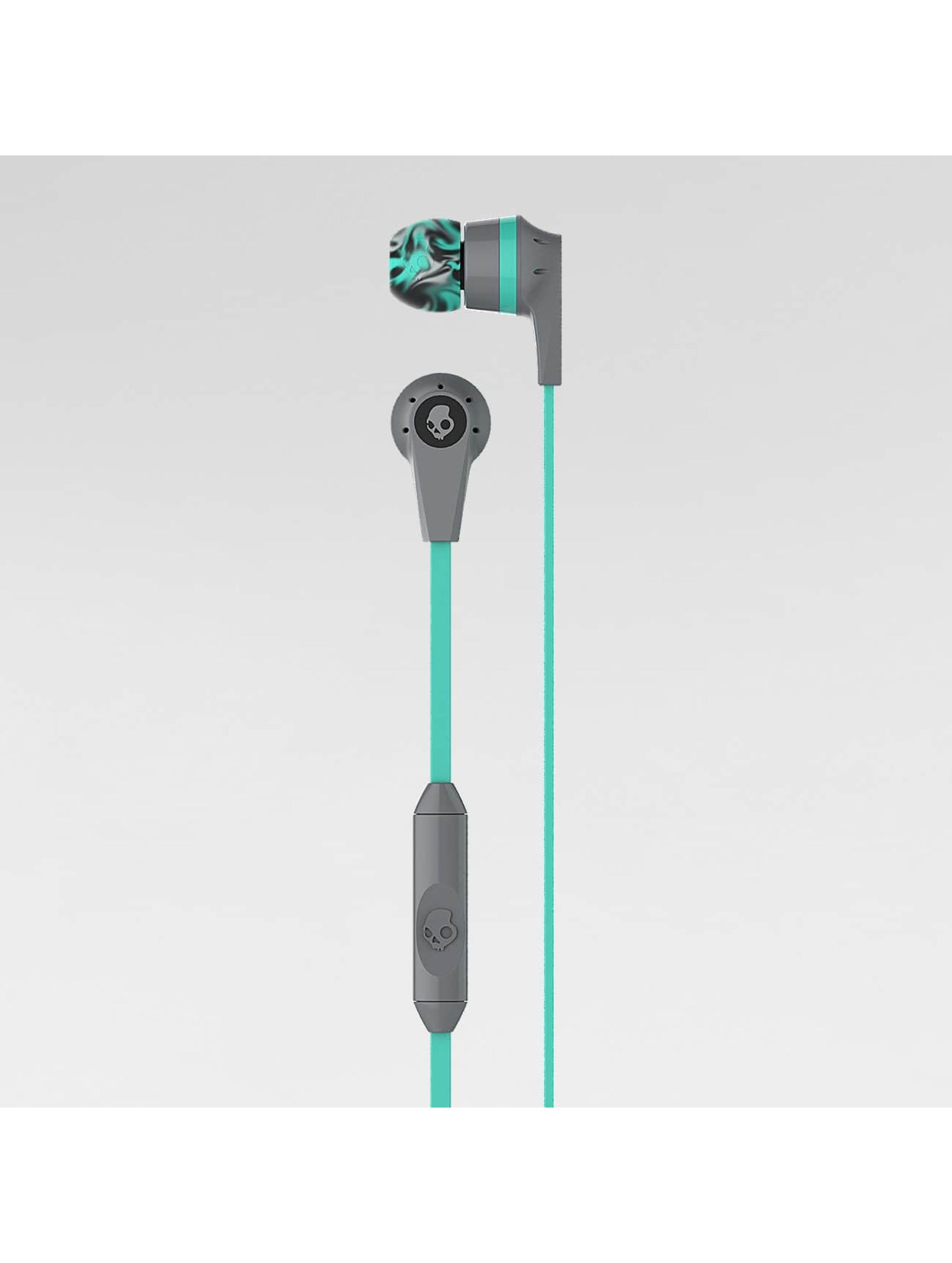 Skullcandy Høretelefoner INKD 2.0 Mic 1 In grå