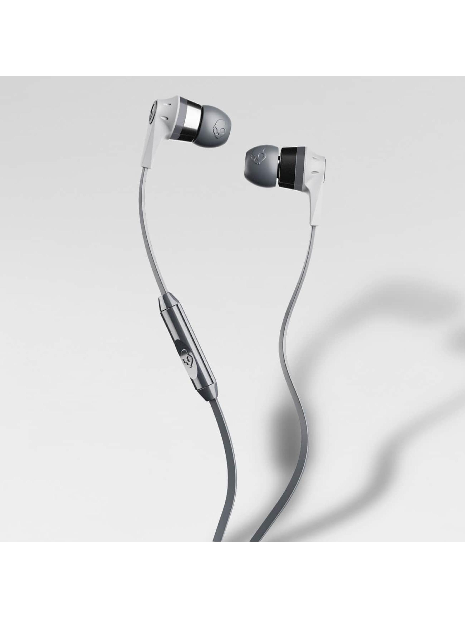 Skullcandy Høretelefoner Inkd 2.0 In grå
