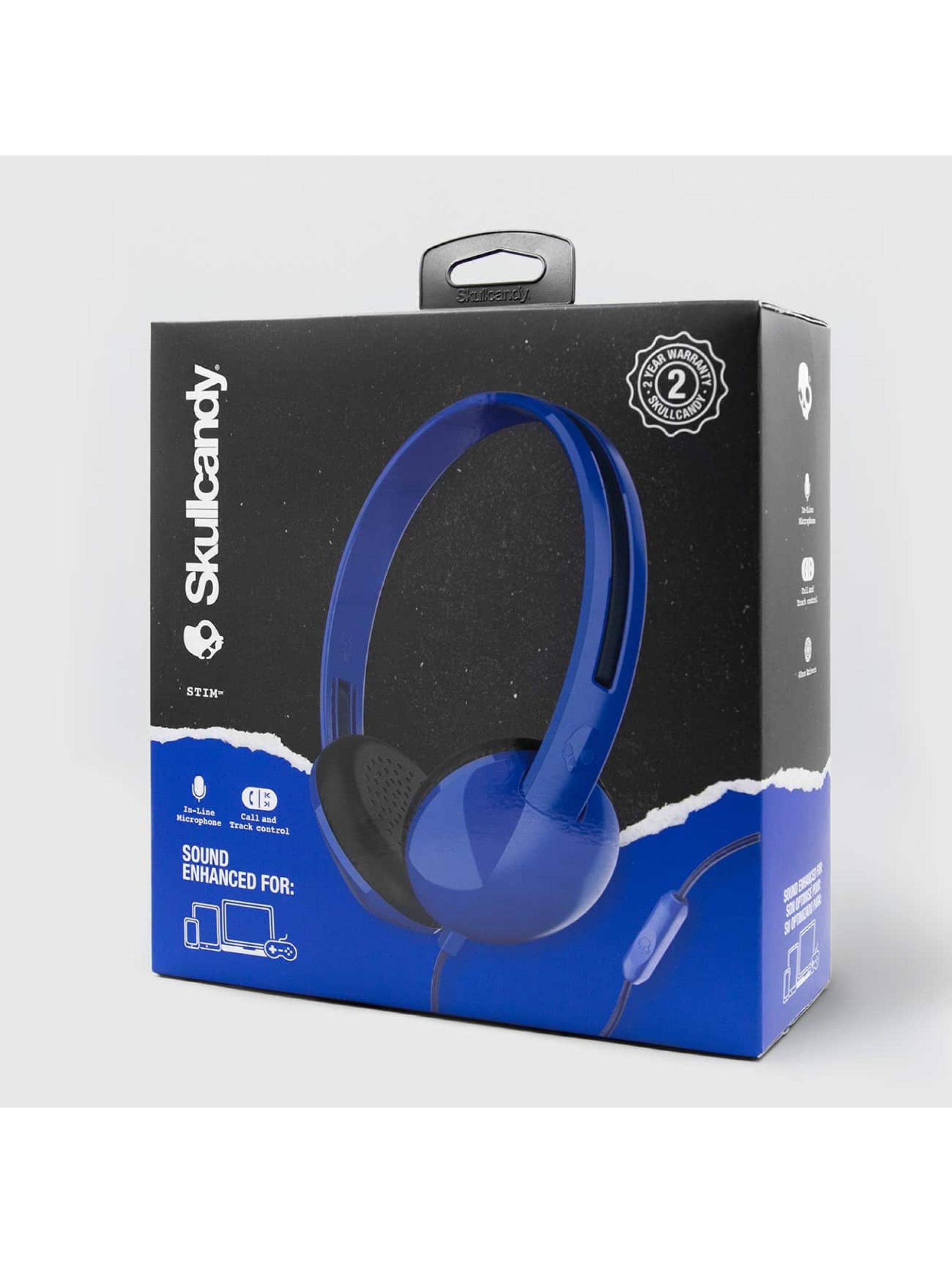 Skullcandy Koptelefoon Stim Mic 1 On Ear blauw