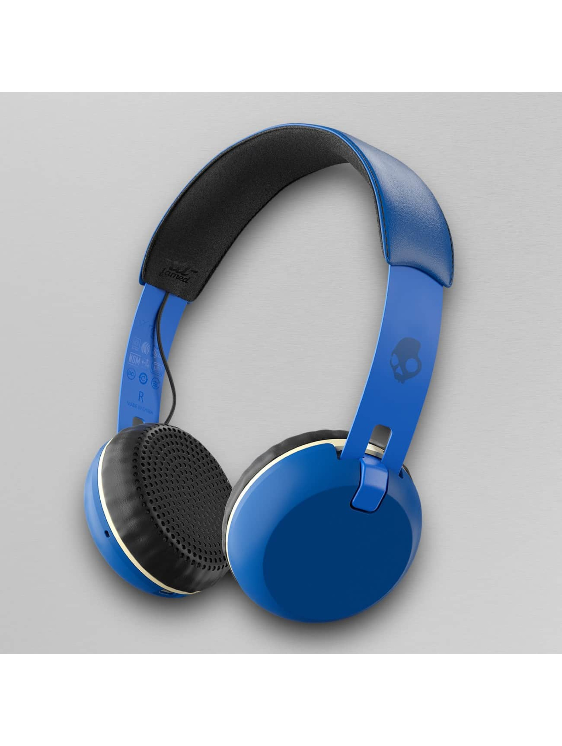 Skullcandy Sluchátka Grind Wireless On Ear modrá