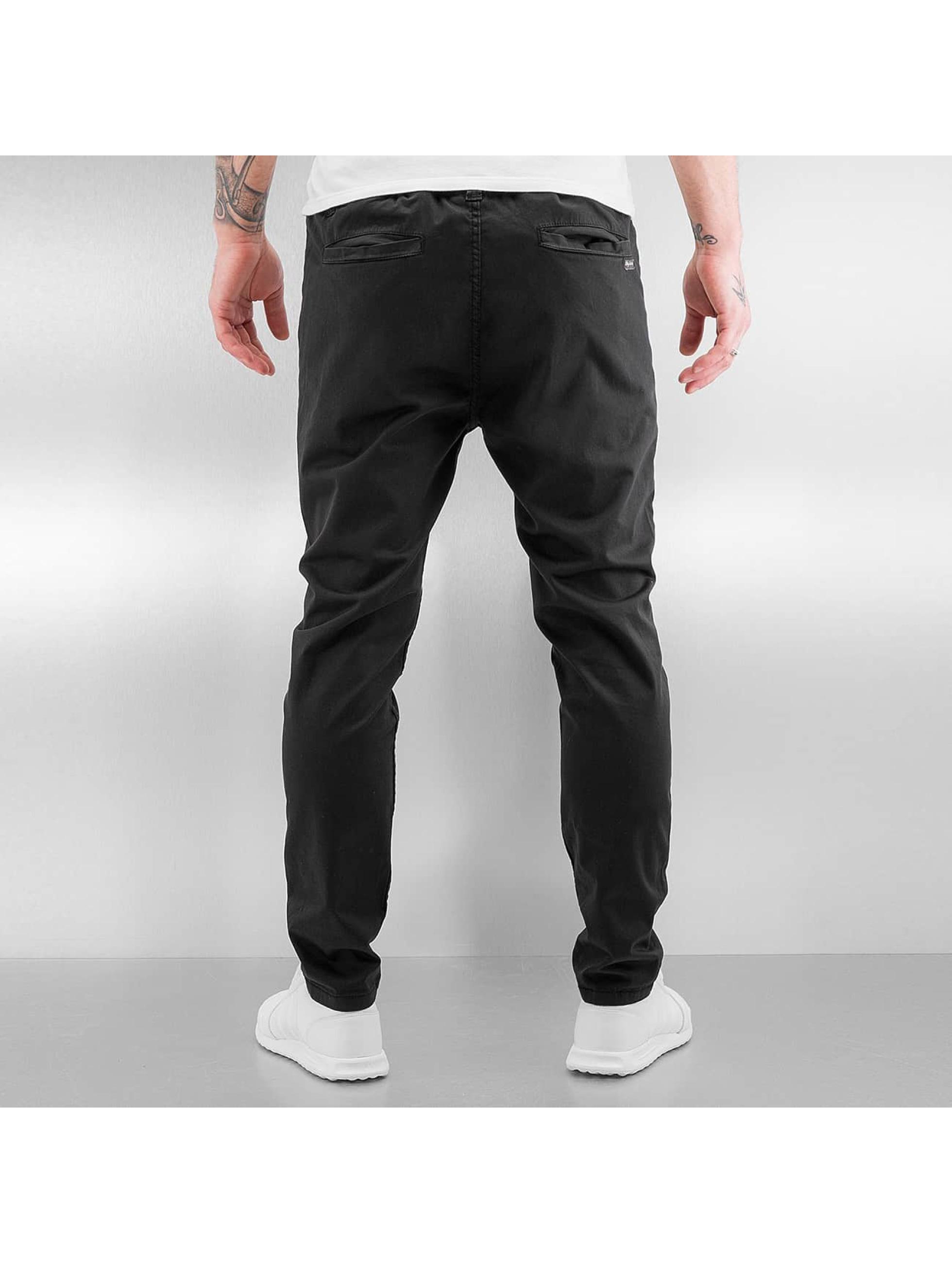 Sky Rebel Pantalone chino Landon nero