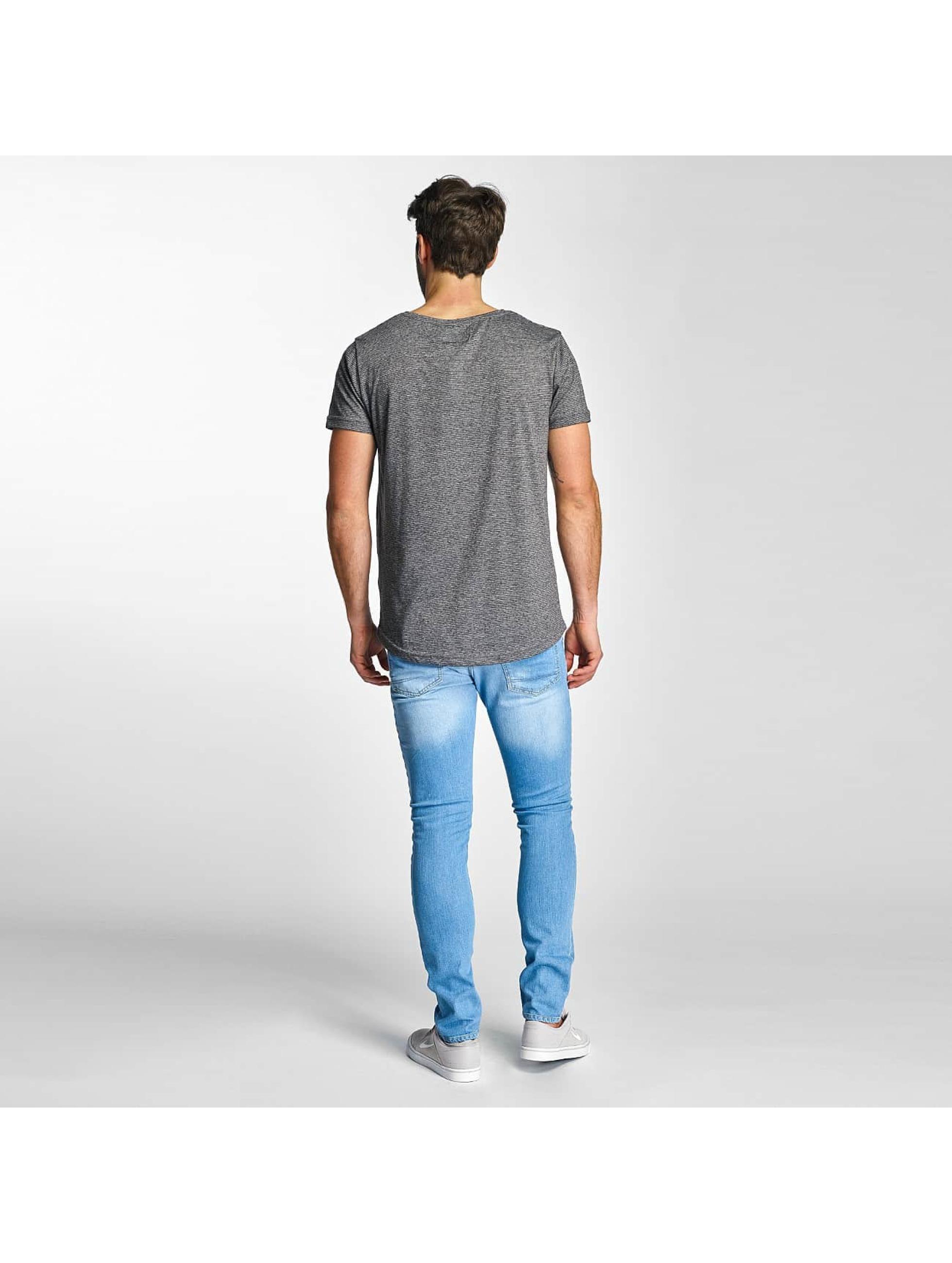 Sky Rebel T-Shirt Nevio gray