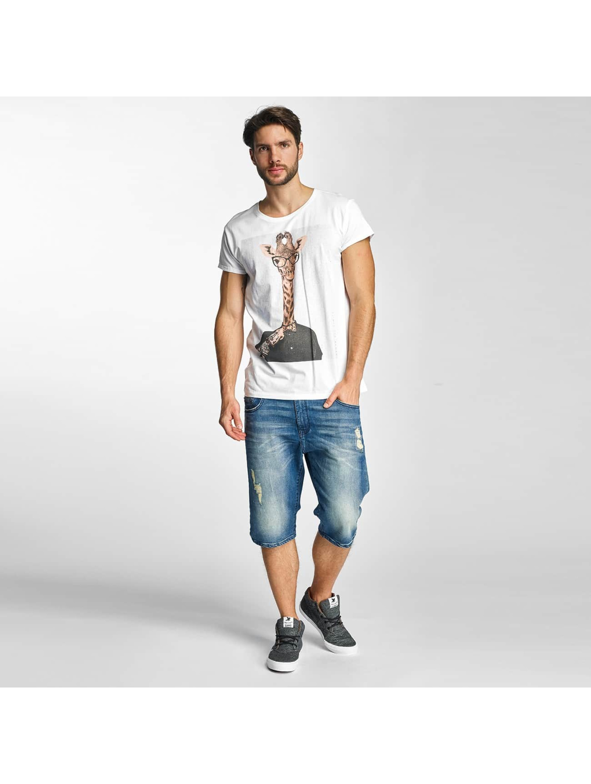 Sky Rebel T-Shirt Luke weiß
