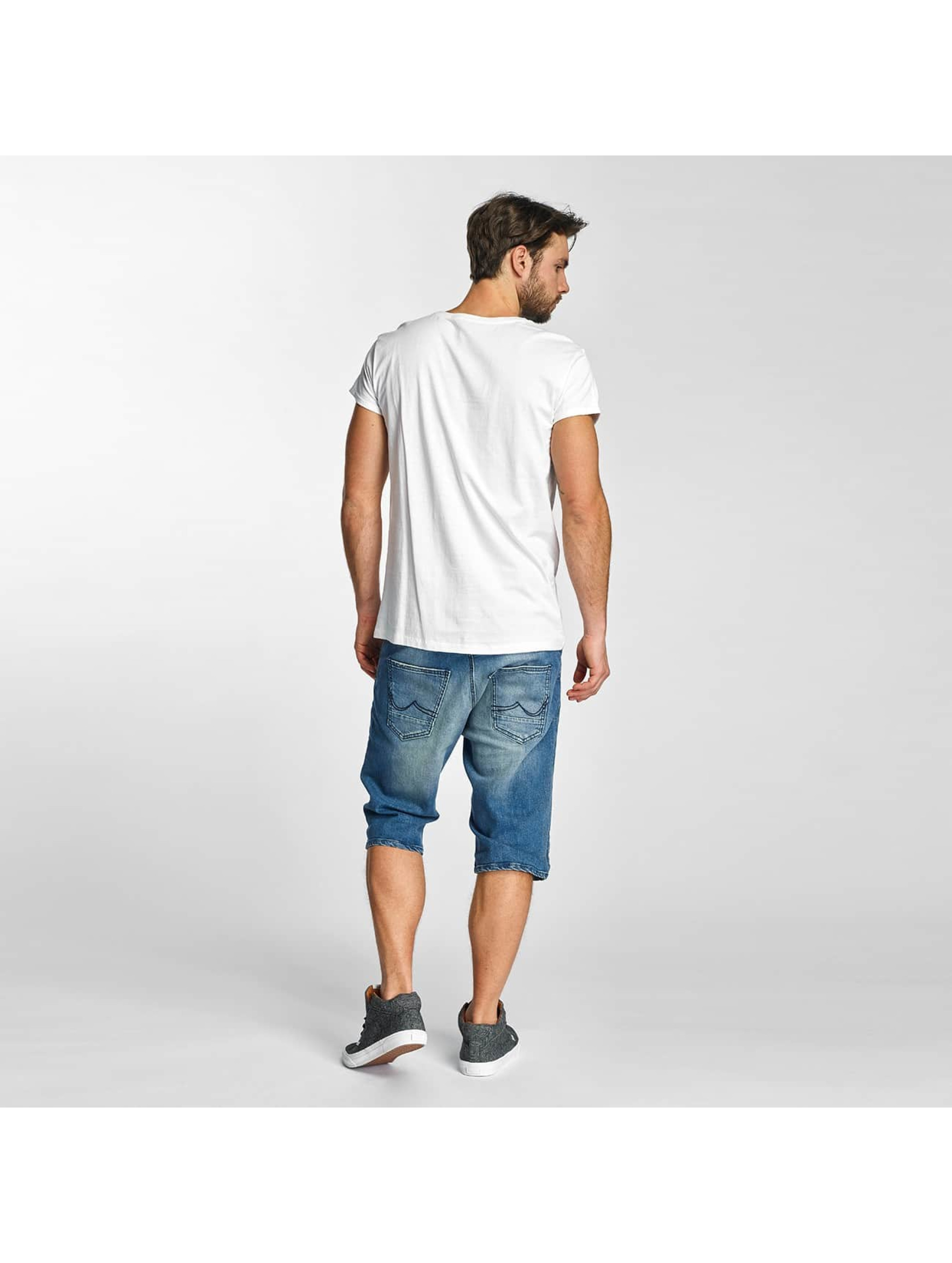 Sky Rebel T-Shirt Luke white
