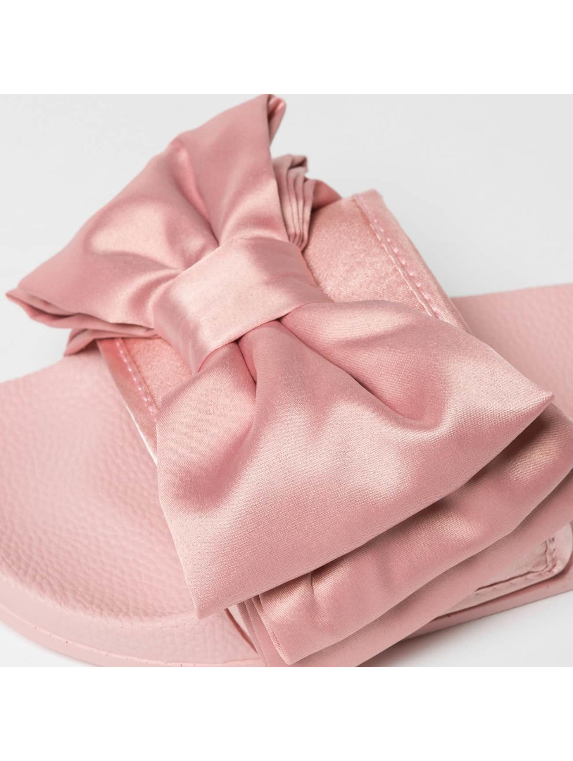 Slydes Sandaalit Peep vaaleanpunainen