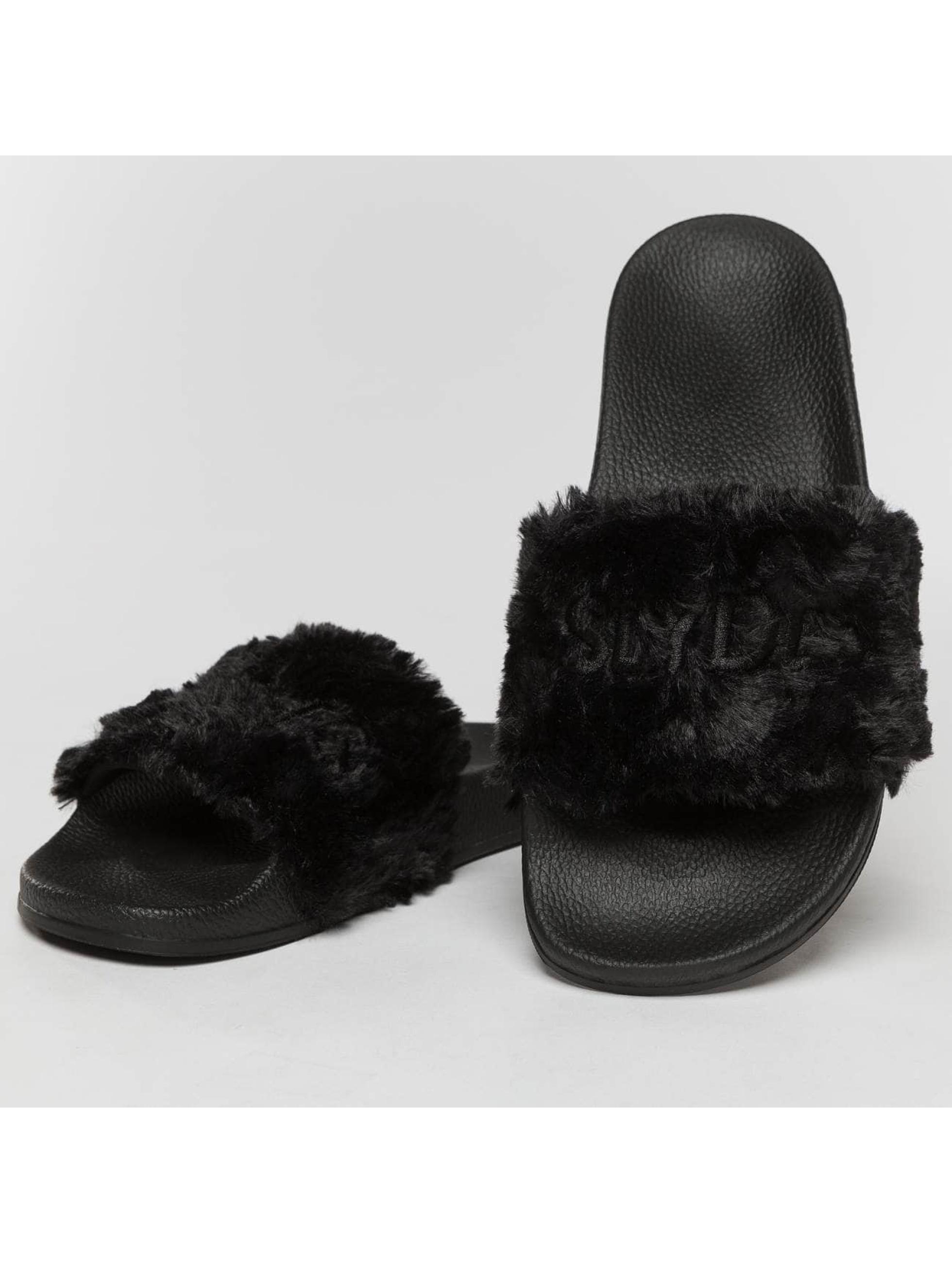 Slydes Sandals Sasha black