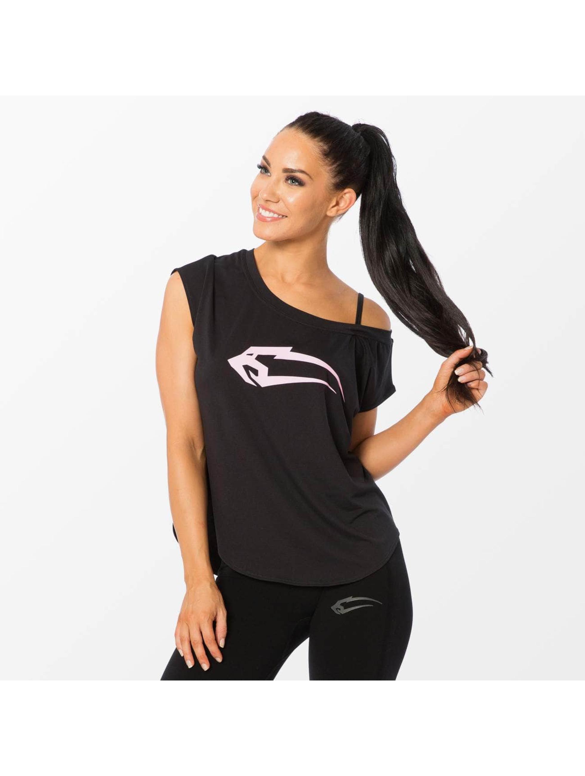Smilodox T-Shirt Loose black