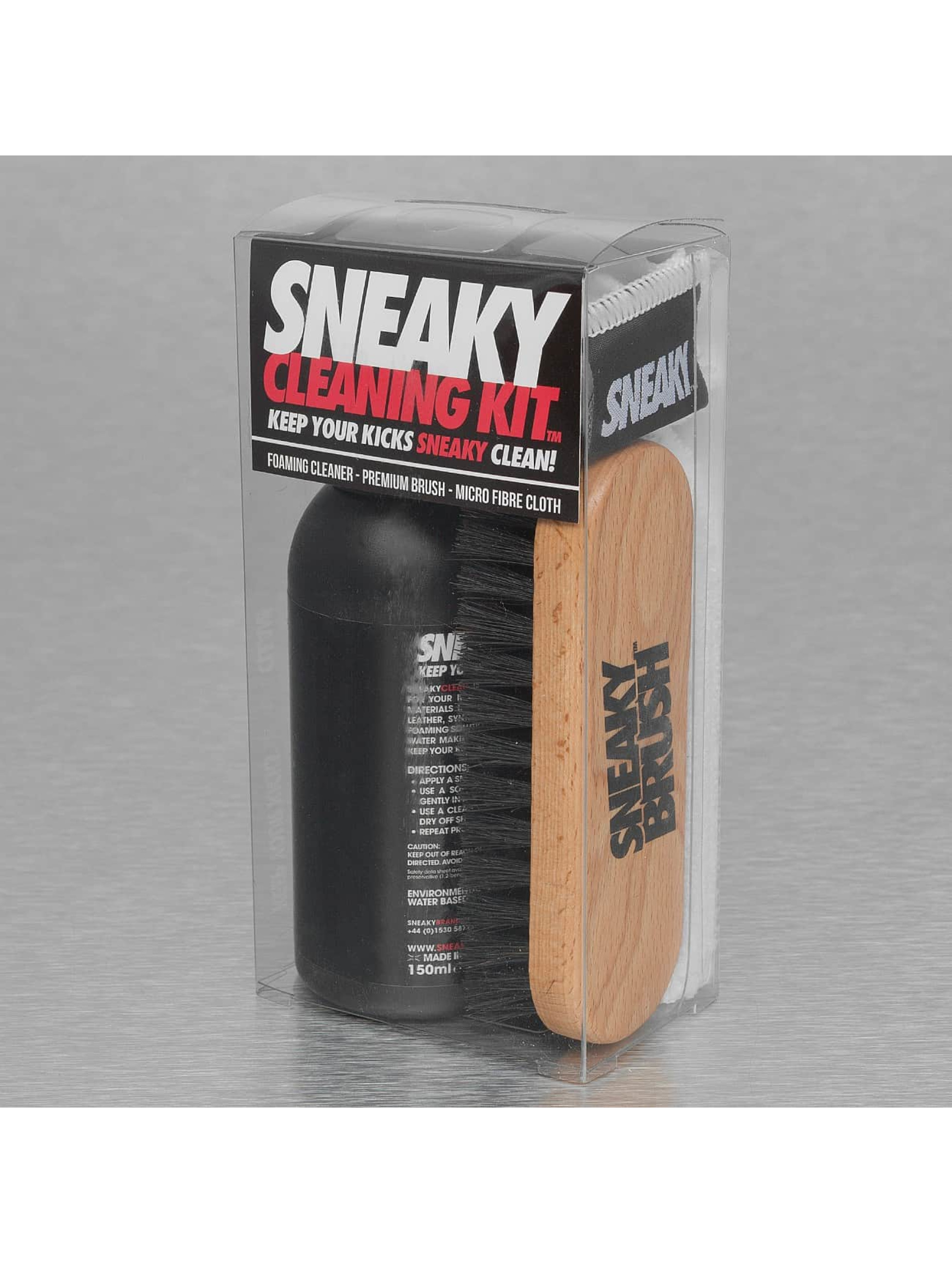 Sneaky Brand Sonstige Cleaner Set schwarz