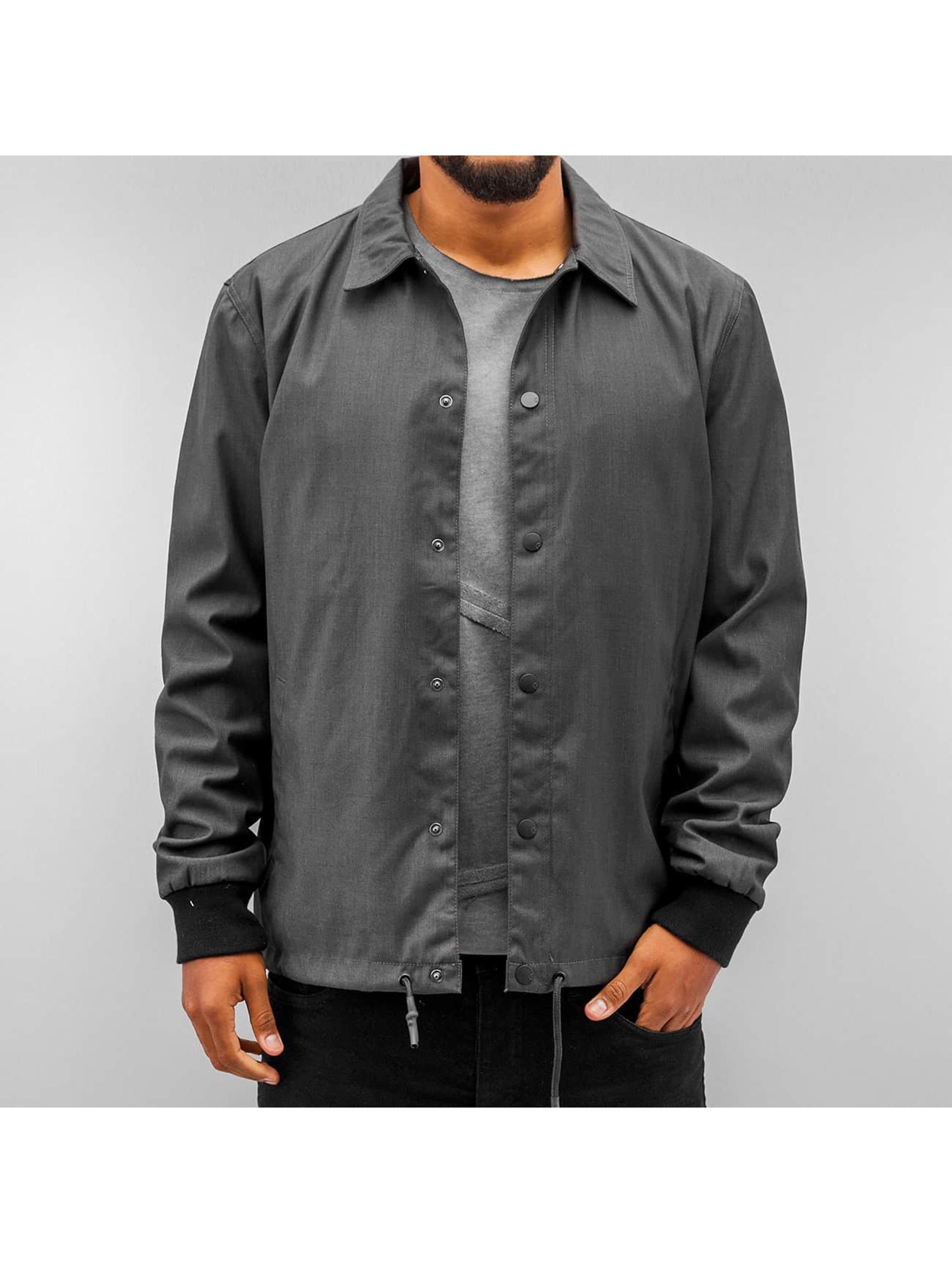 Solid Демисезонная куртка Errling серый