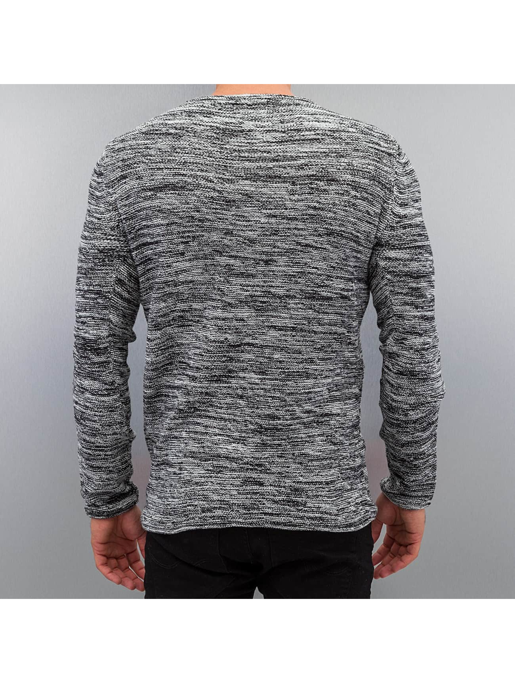 Solid Pullover Knit Duff schwarz