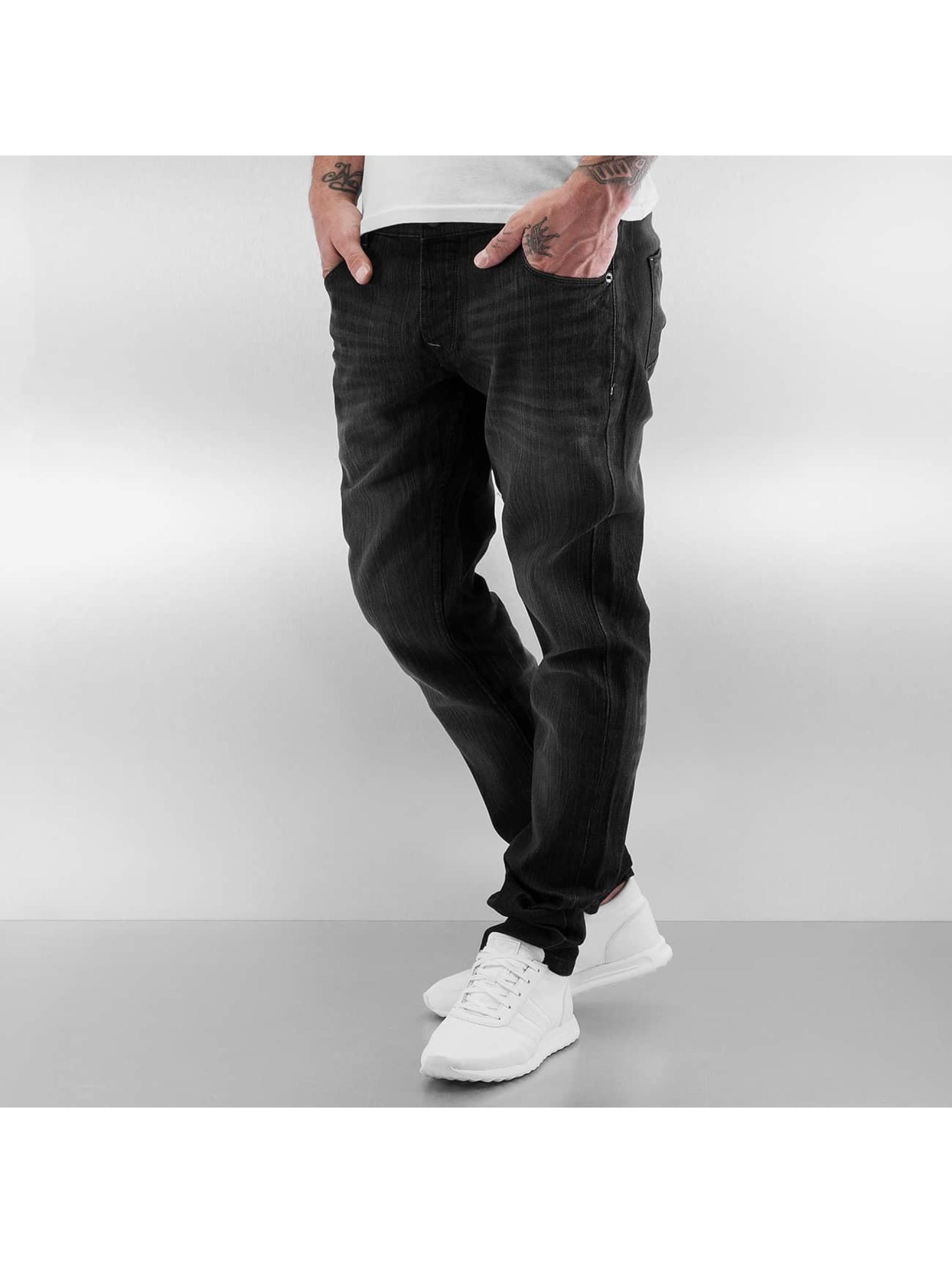 Solid Skinny Jeans Joy Stretch black
