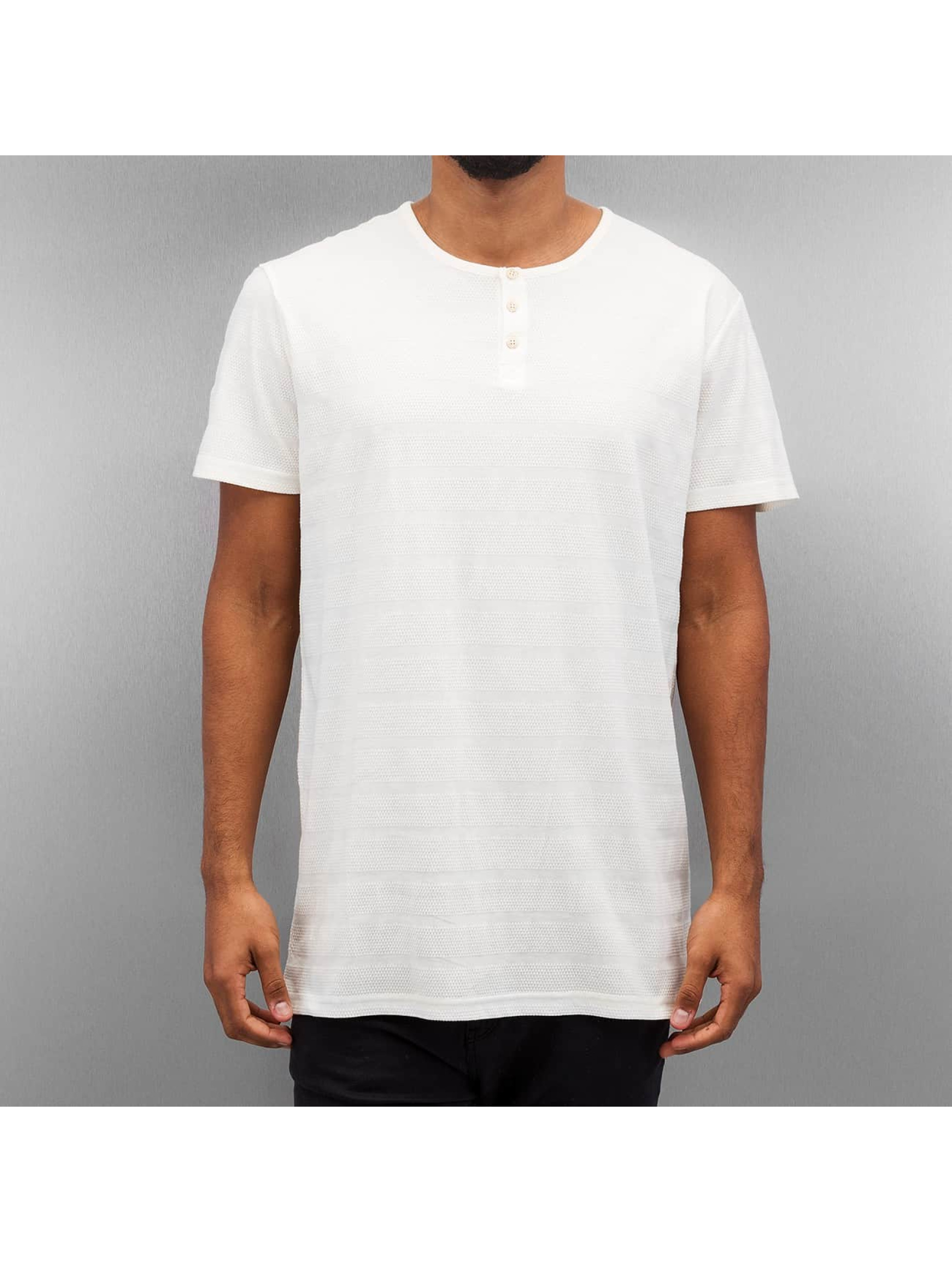 Solid T-Shirt Cain beige