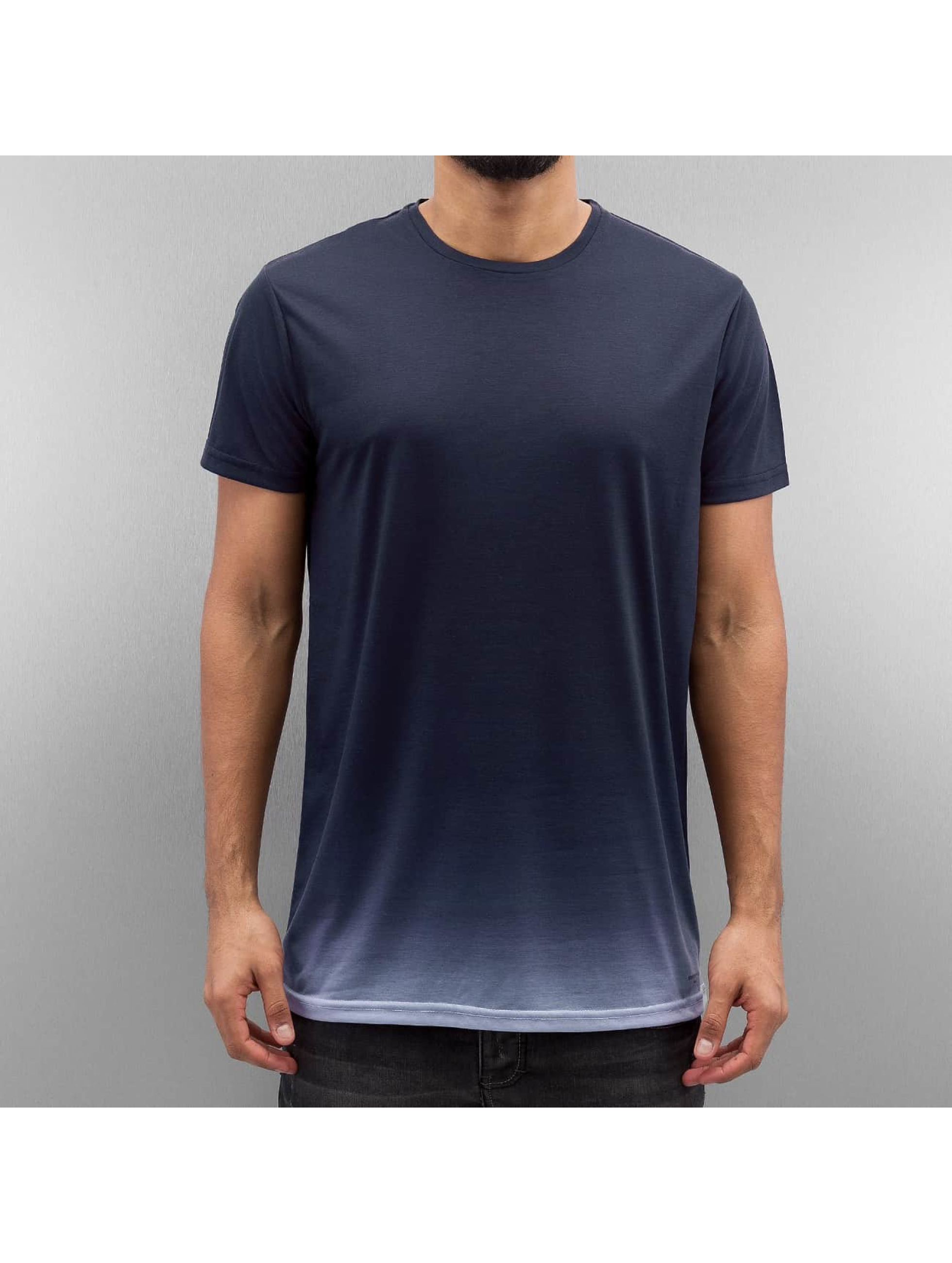Solid T-Shirt Hampton blue