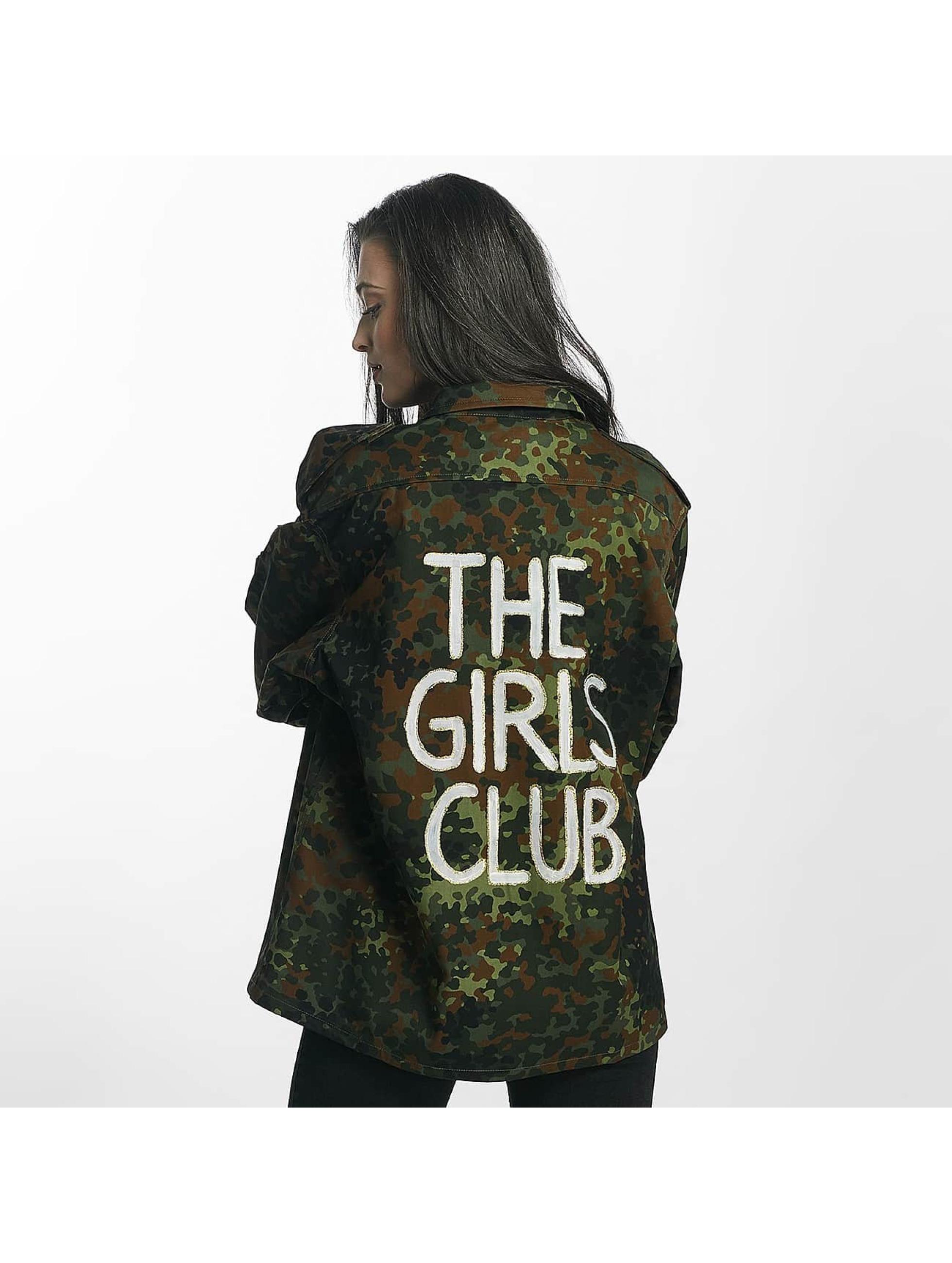 Soniush Veste mi-saison légère Club camouflage