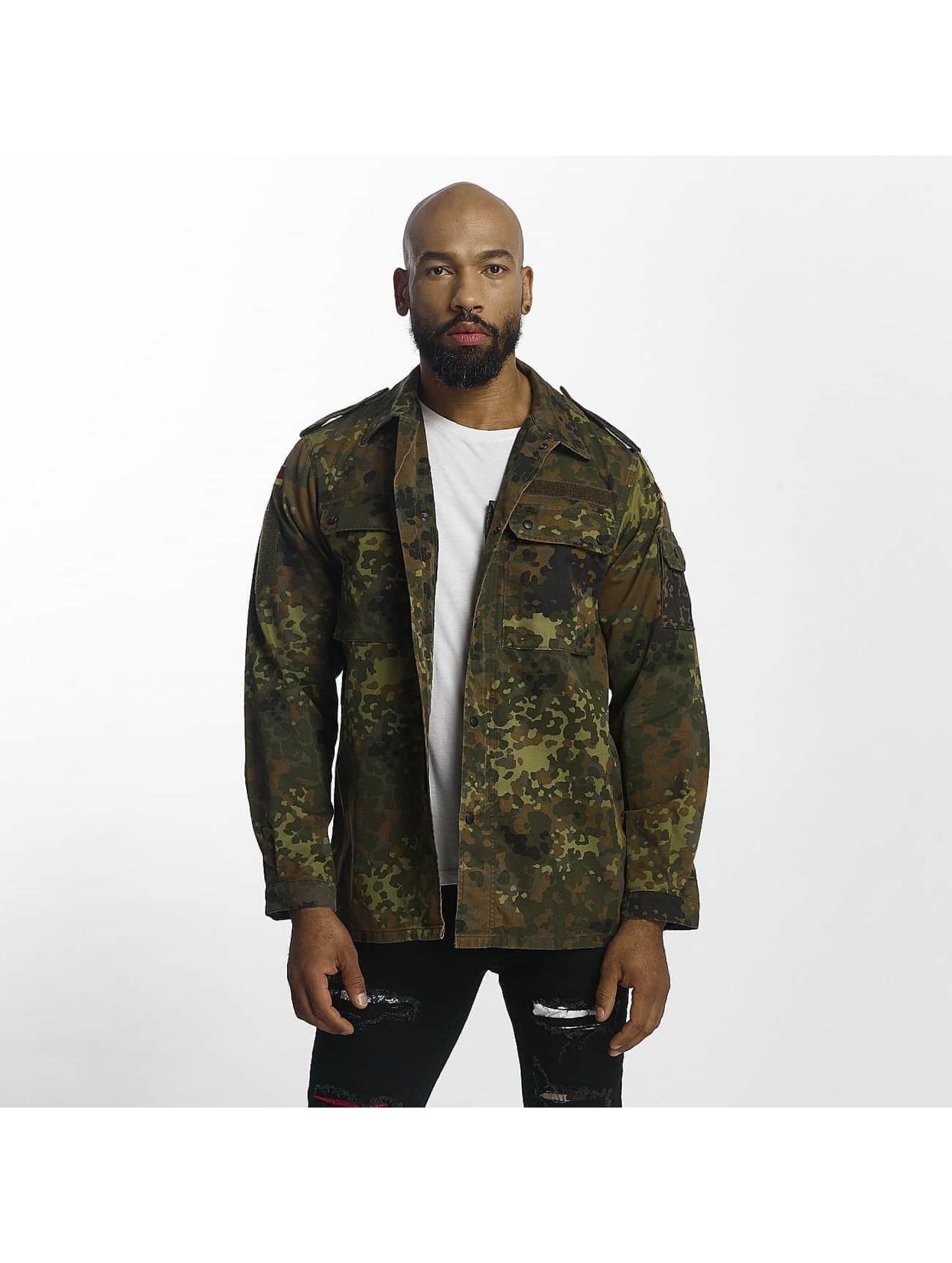 Soniush Veste mi-saison légère Defshop Exclusive Locals Only! camouflage