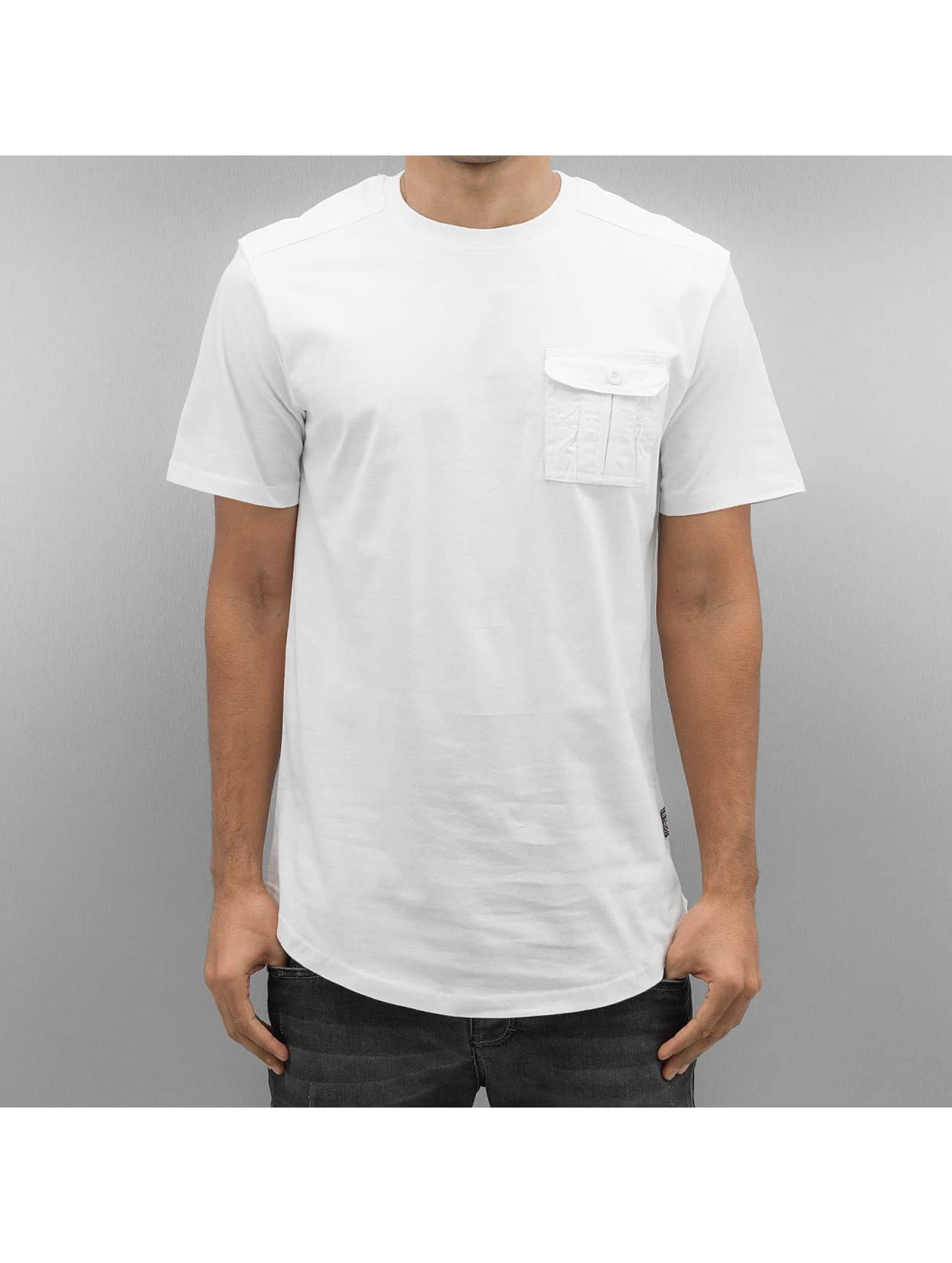 Southpole Camiseta Whyalla blanco
