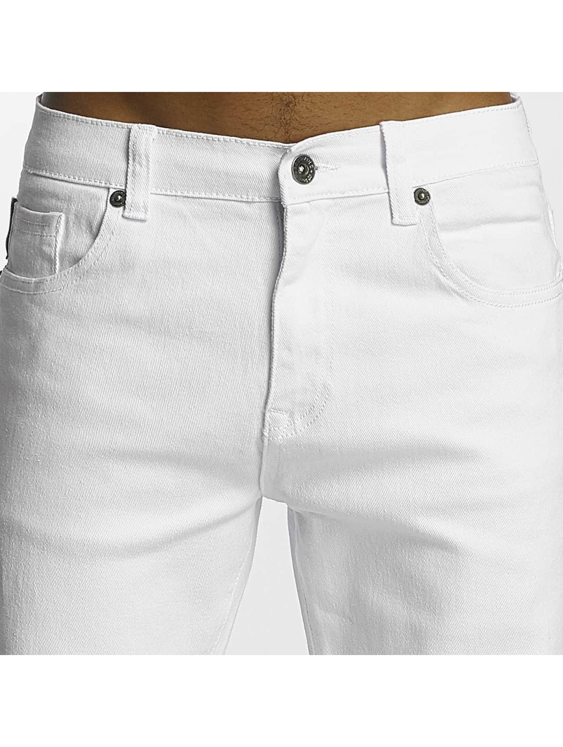 Southpole Jean coupe droite Stretch Denim blanc