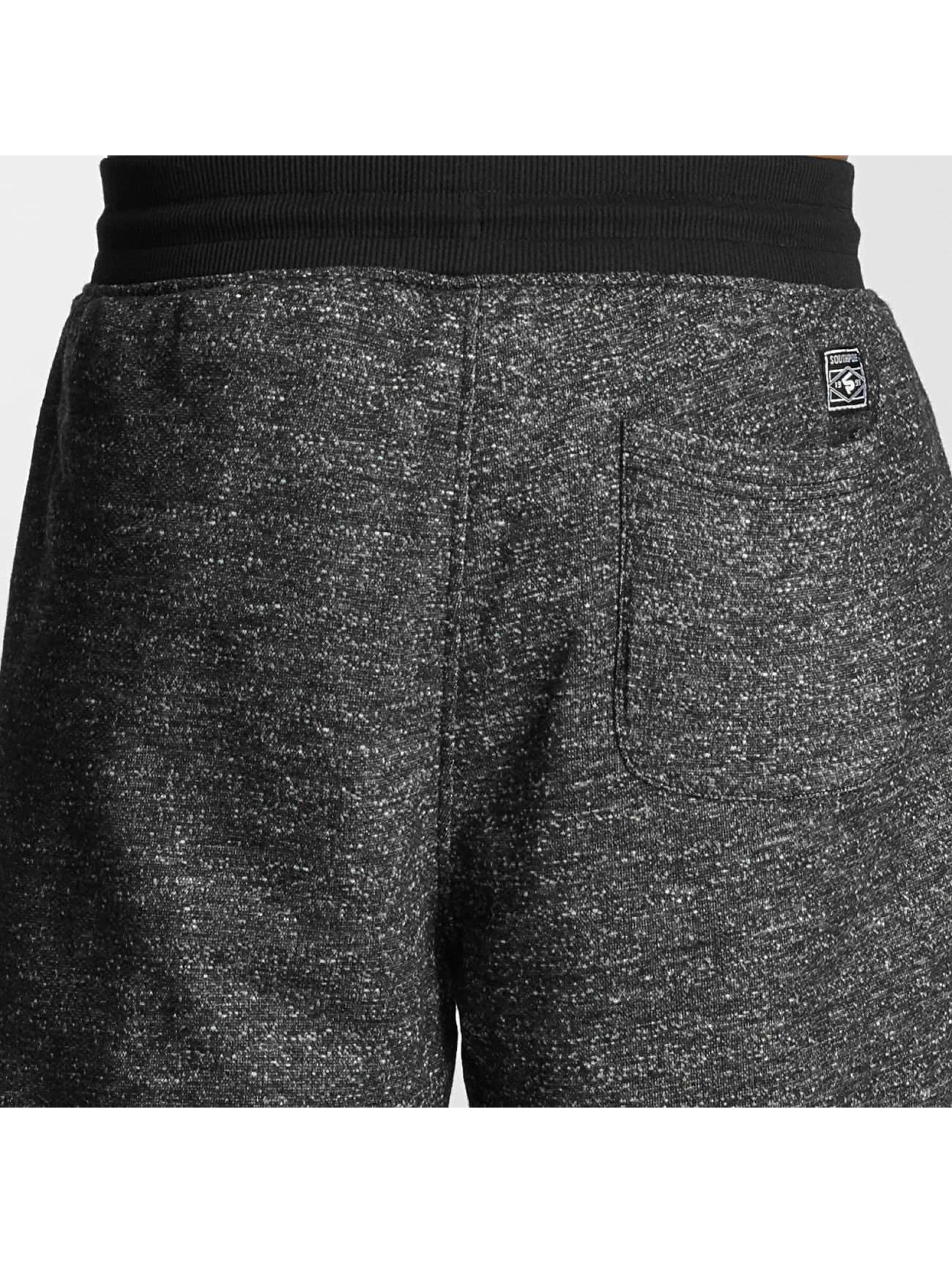 Southpole Jogging kalhoty Trapaholic čern