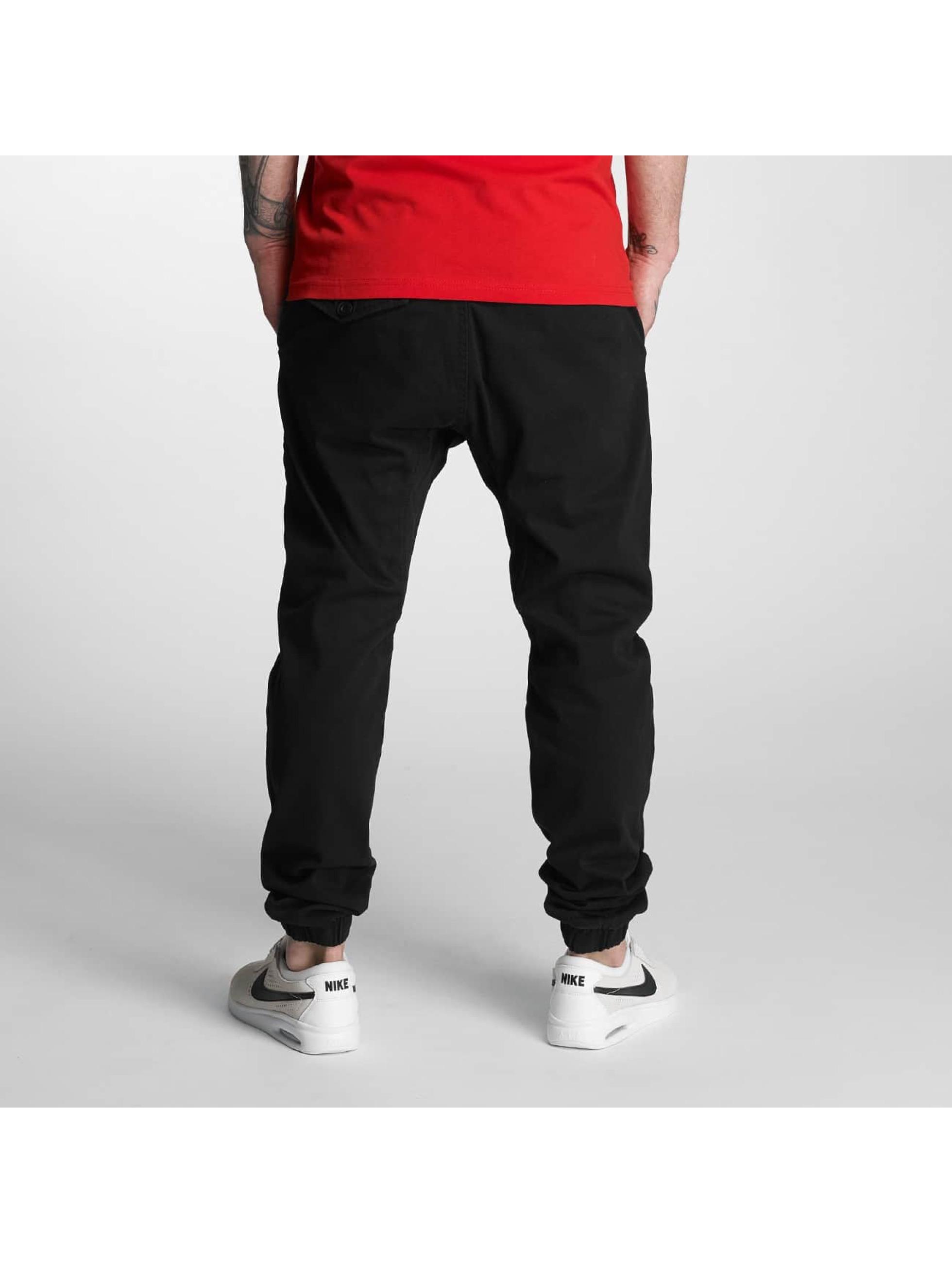 Southpole Látkové kalhoty Munchkin čern